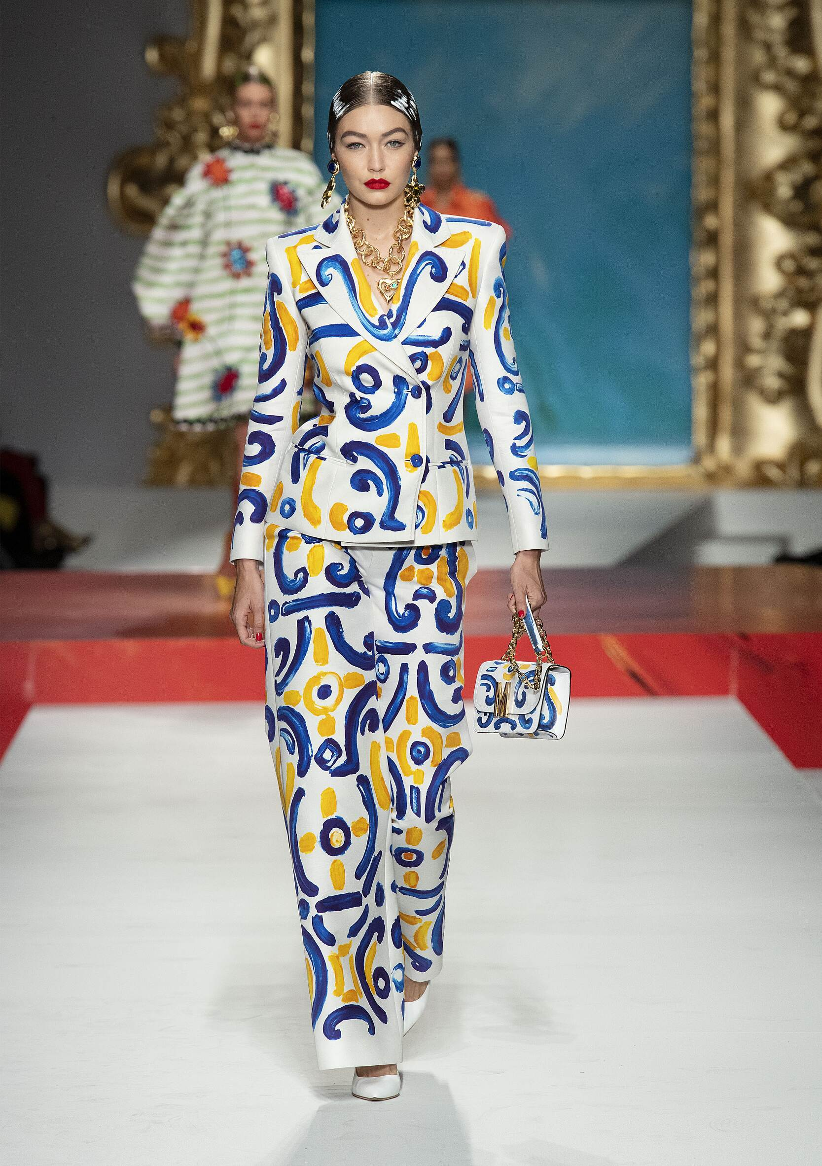 Moschino Spring Summer 2020 Collection Milan Fashion Week