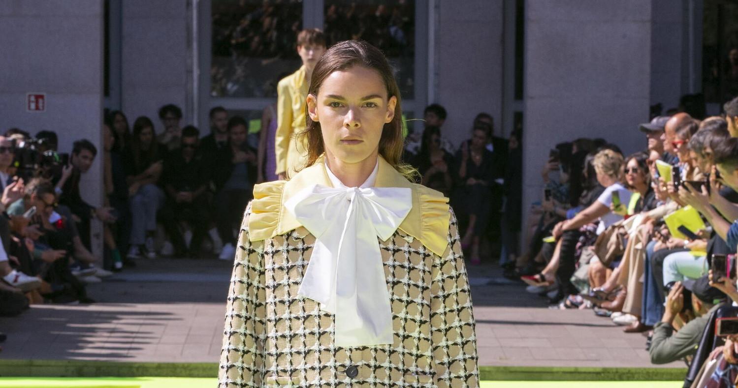 Msgm Fashion Show SS 2020 Milan