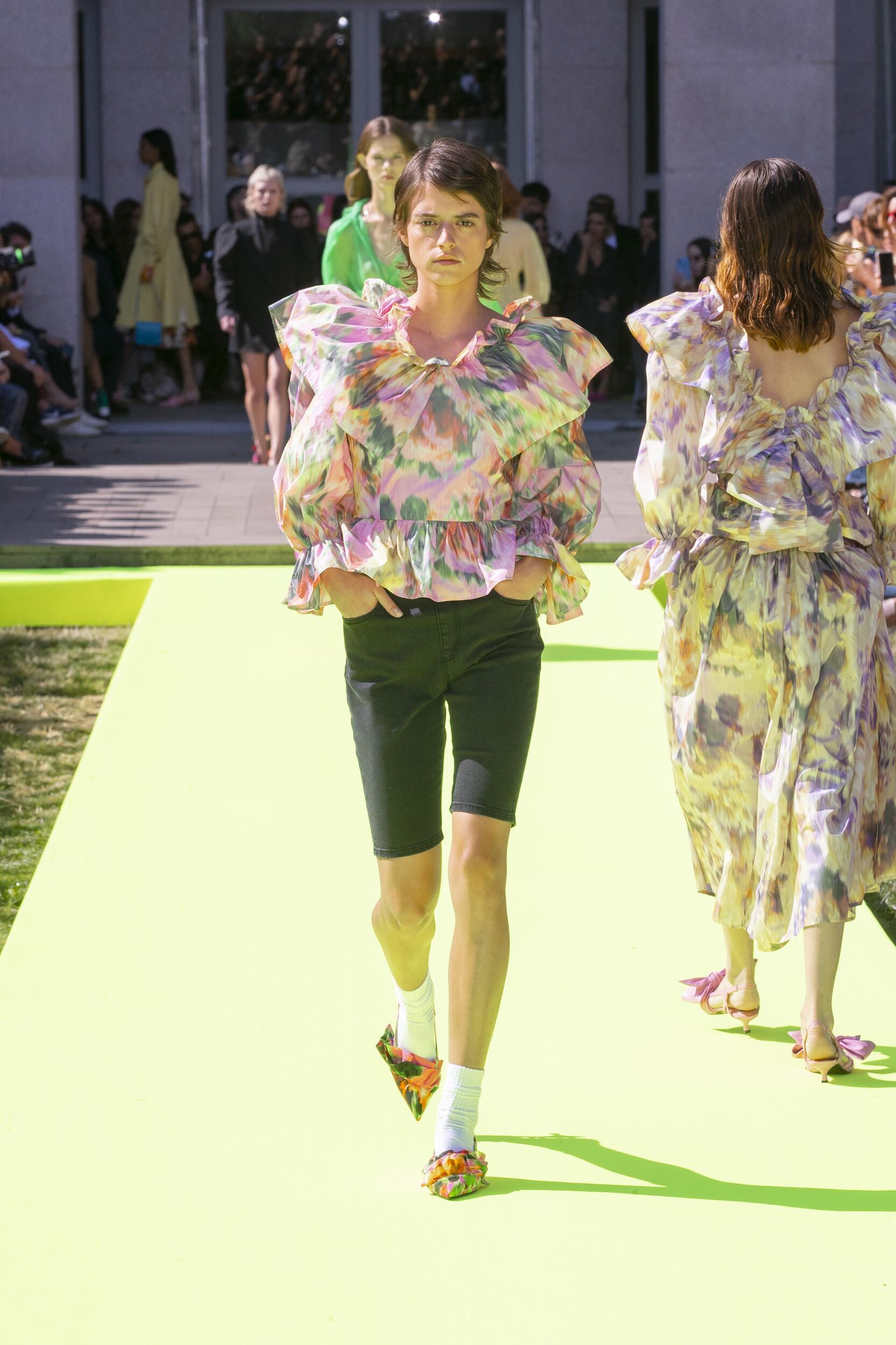 Msgm Milan Fashion Week Womenswear