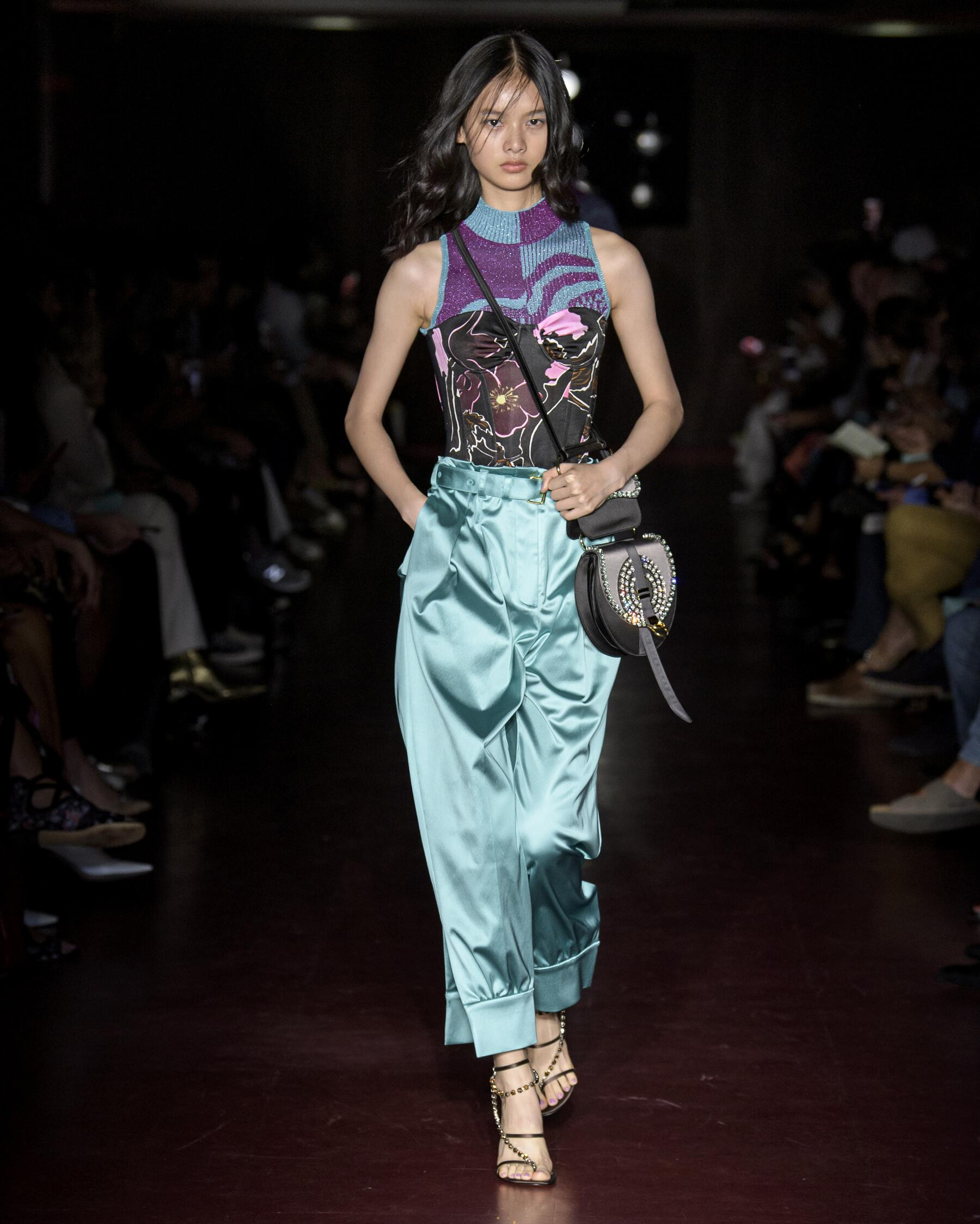 Peter Pilotto Spring Summer 2020 Collection Milan Fashion Week