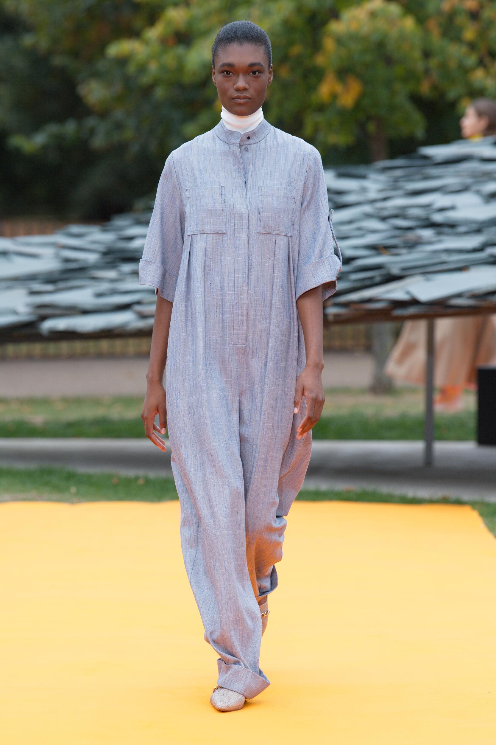 Roksanda Fashion Show SS 2020