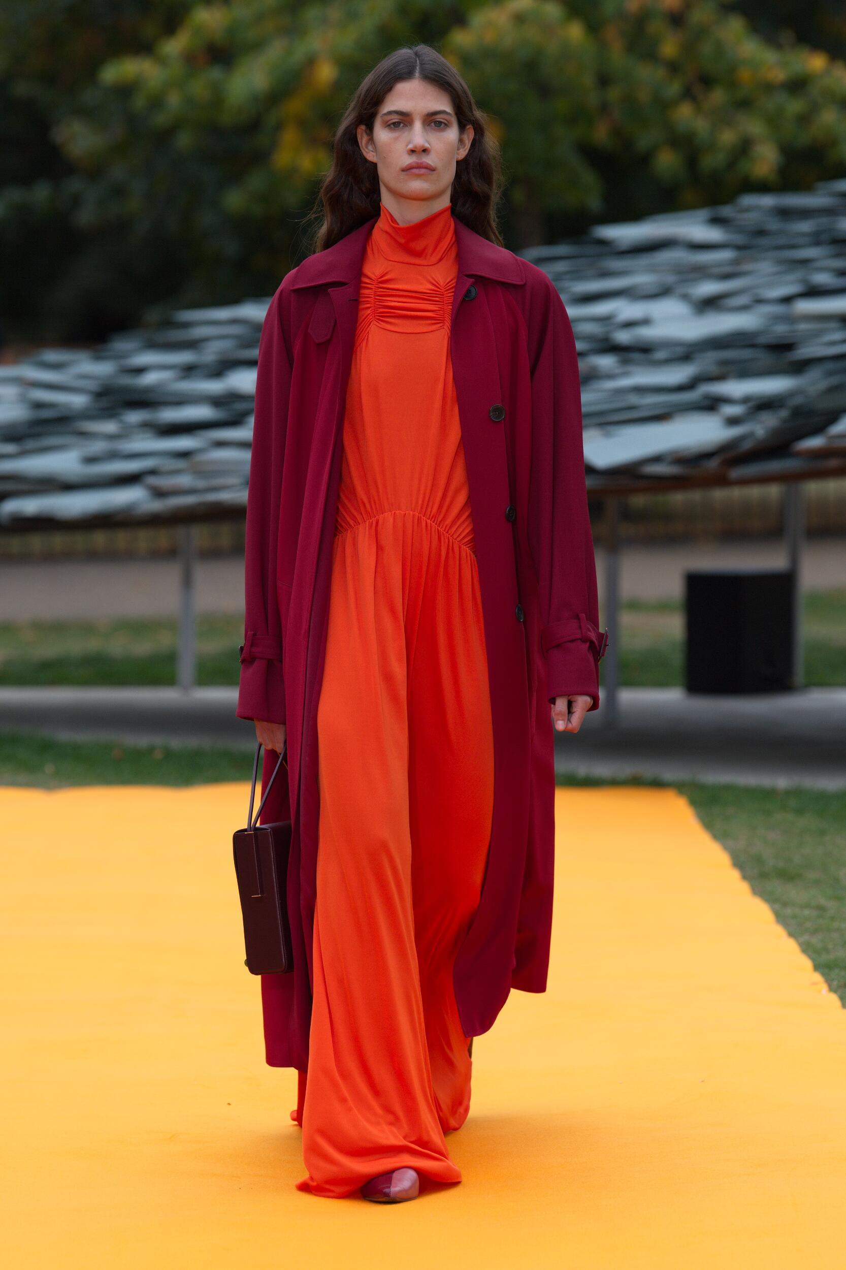 Roksanda London Fashion Week Womenswear