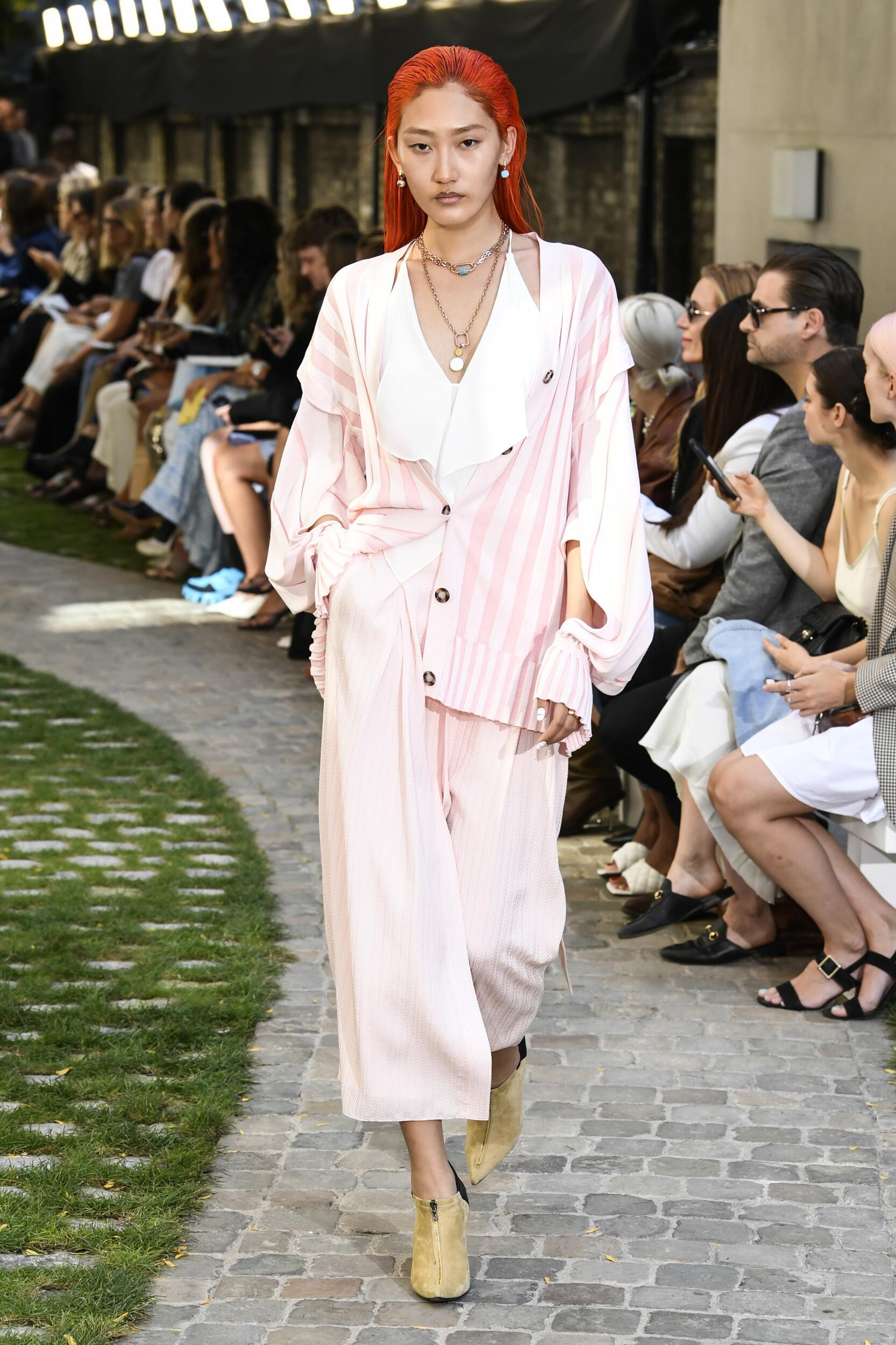 Roland Mouret London Fashion Week Womenswear