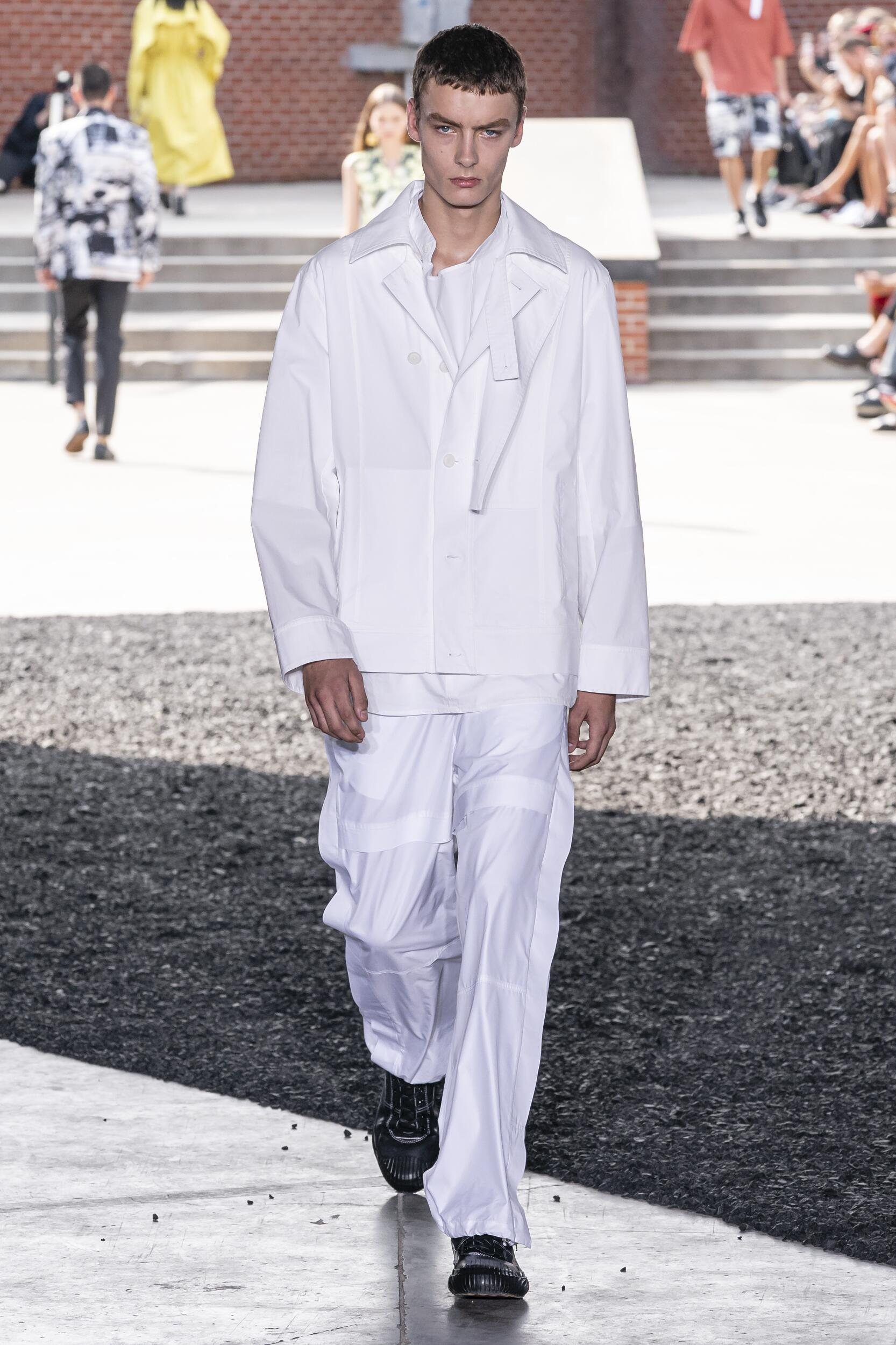 Runway 3.1 Phillip Lim Spring Summer 2020 Men's Collection New York Fashion Week