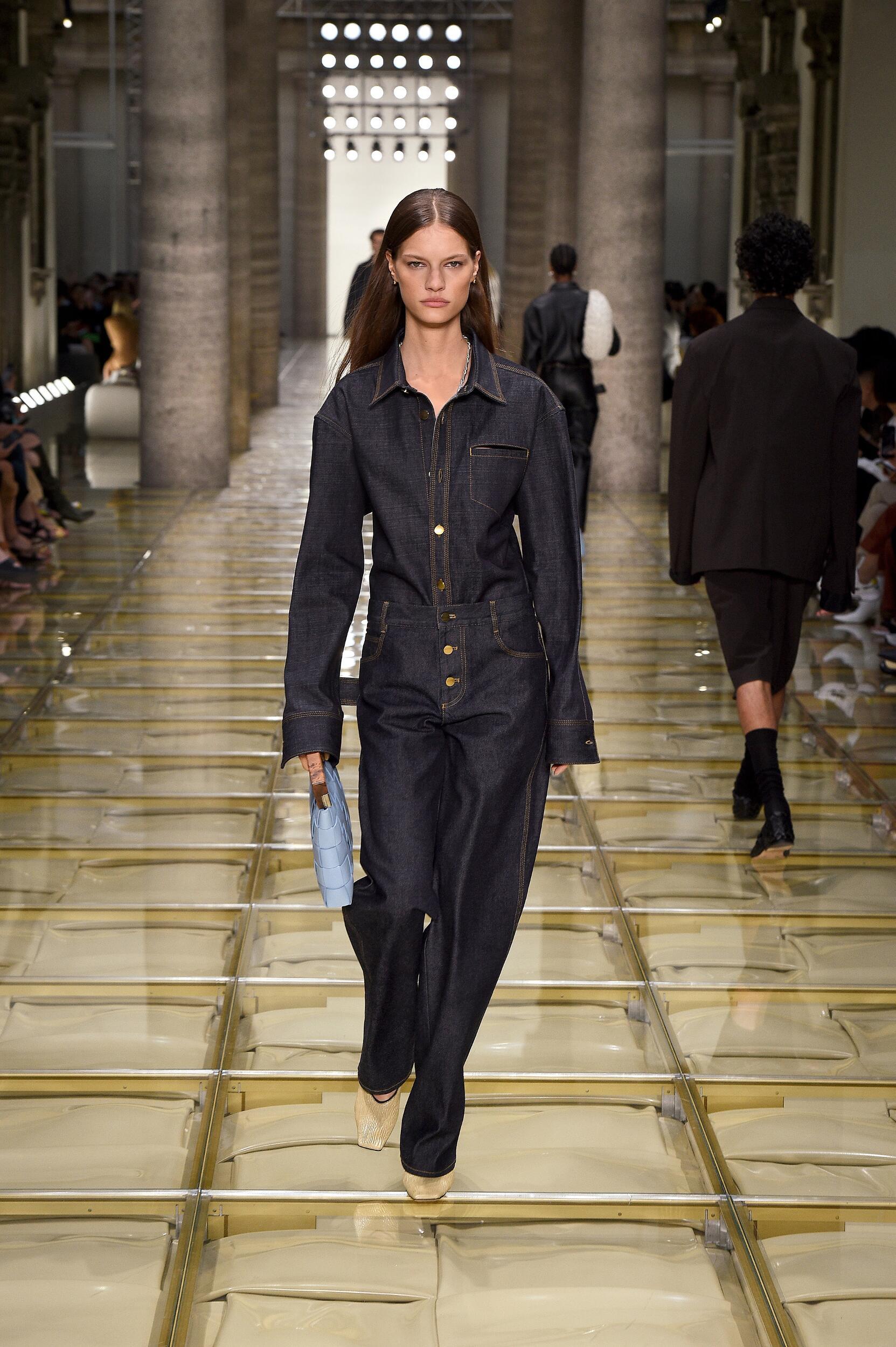 Runway Bottega Veneta Spring Summer 2020 Women's Collection Milan Fashion Week