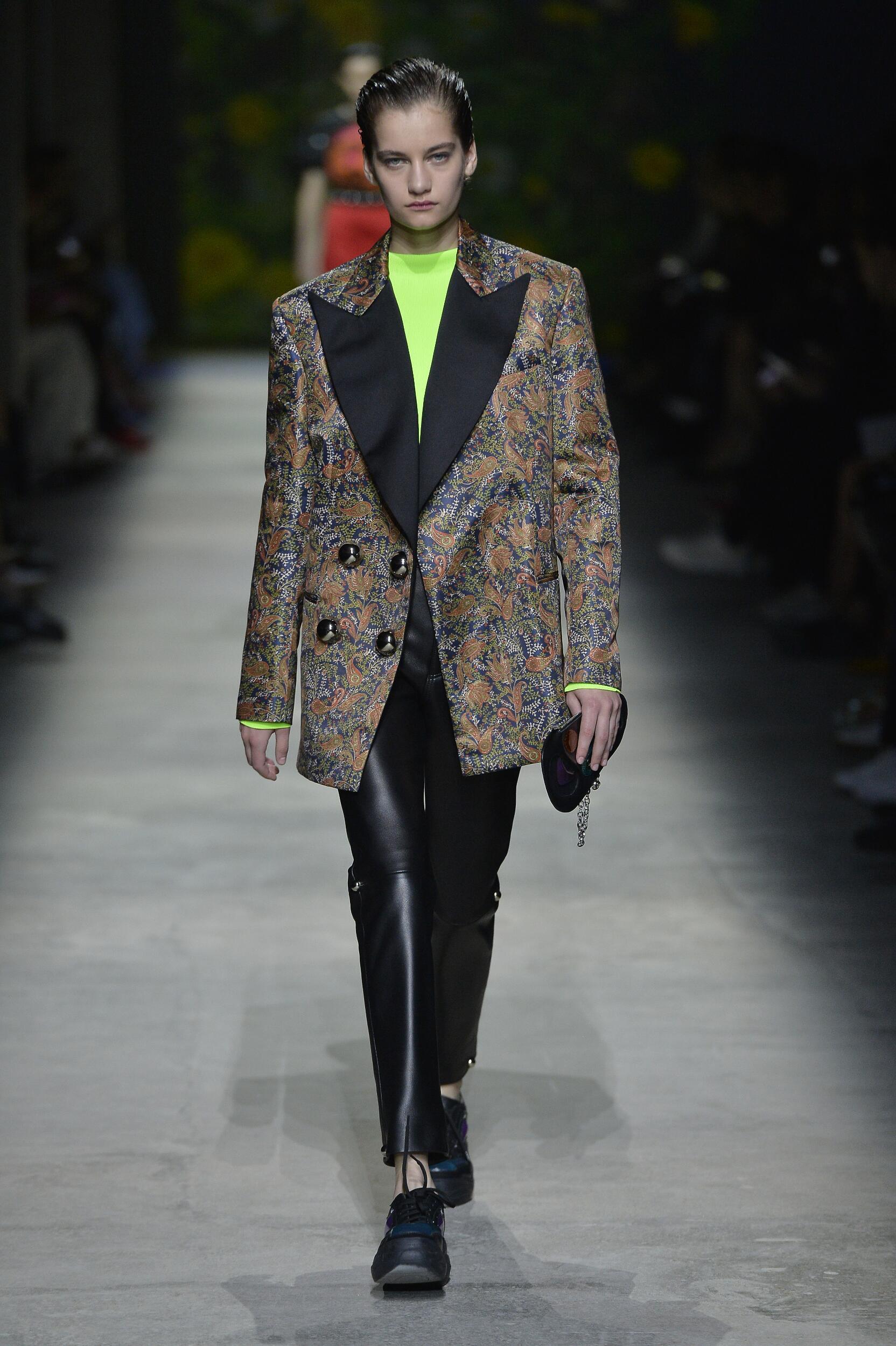 Runway Christopher Kane Spring Summer 2020 Women's Collection London Fashion Week