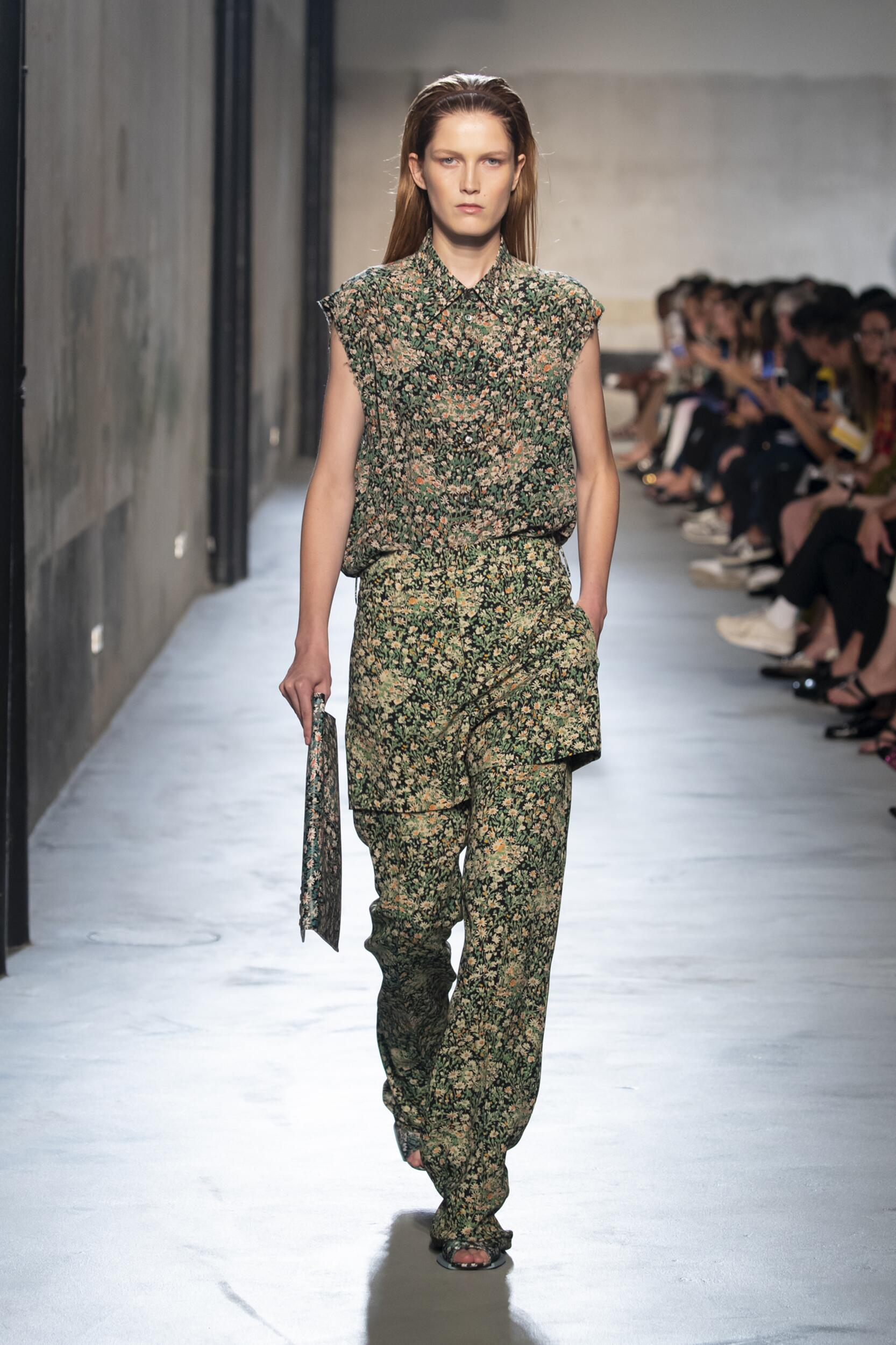 Runway N°21 Spring Summer 2020 Women's Collection Milan Fashion Week
