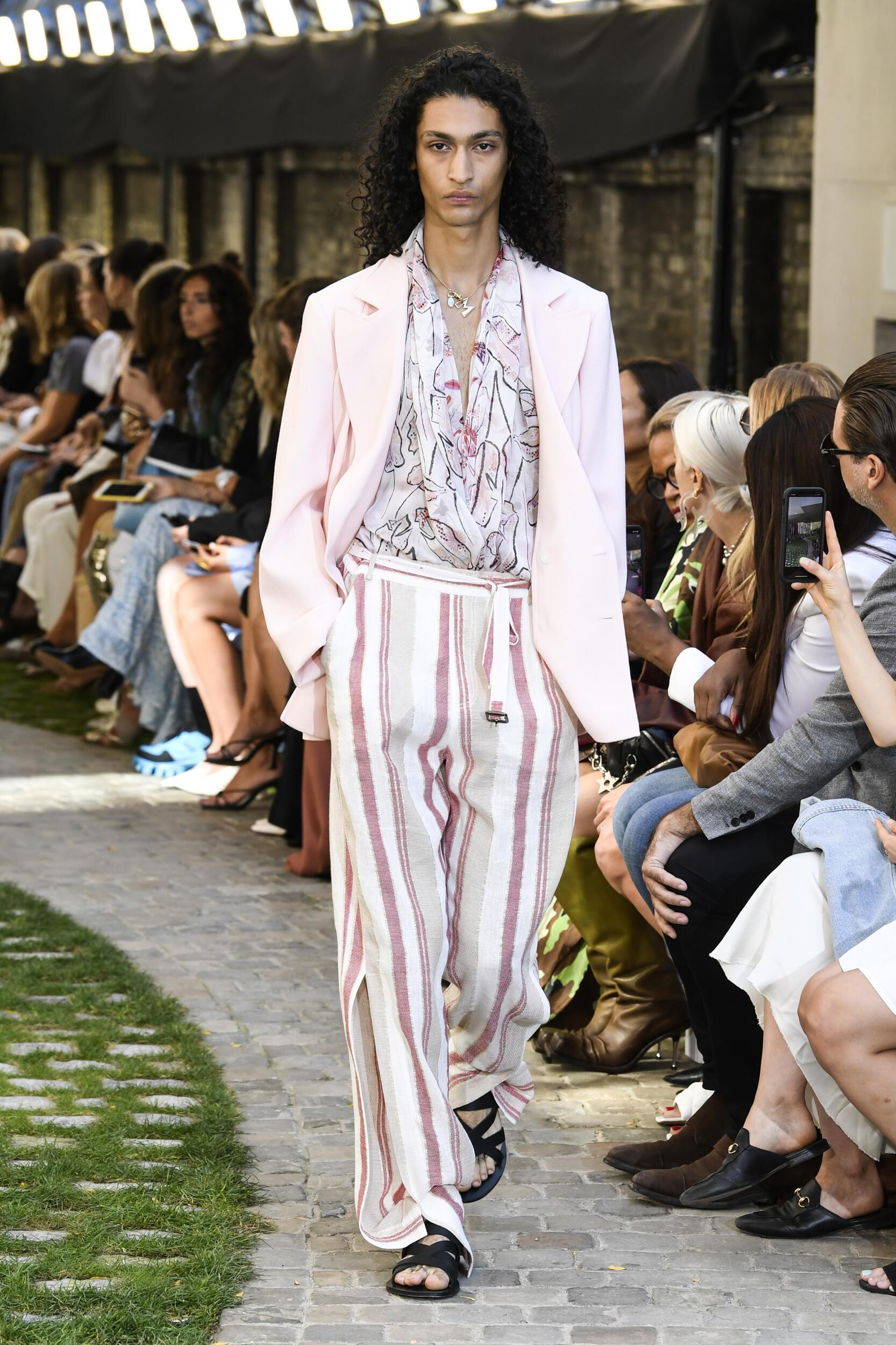 Runway Roland Mouret Spring Summer 2020 Men Collection London Fashion Week