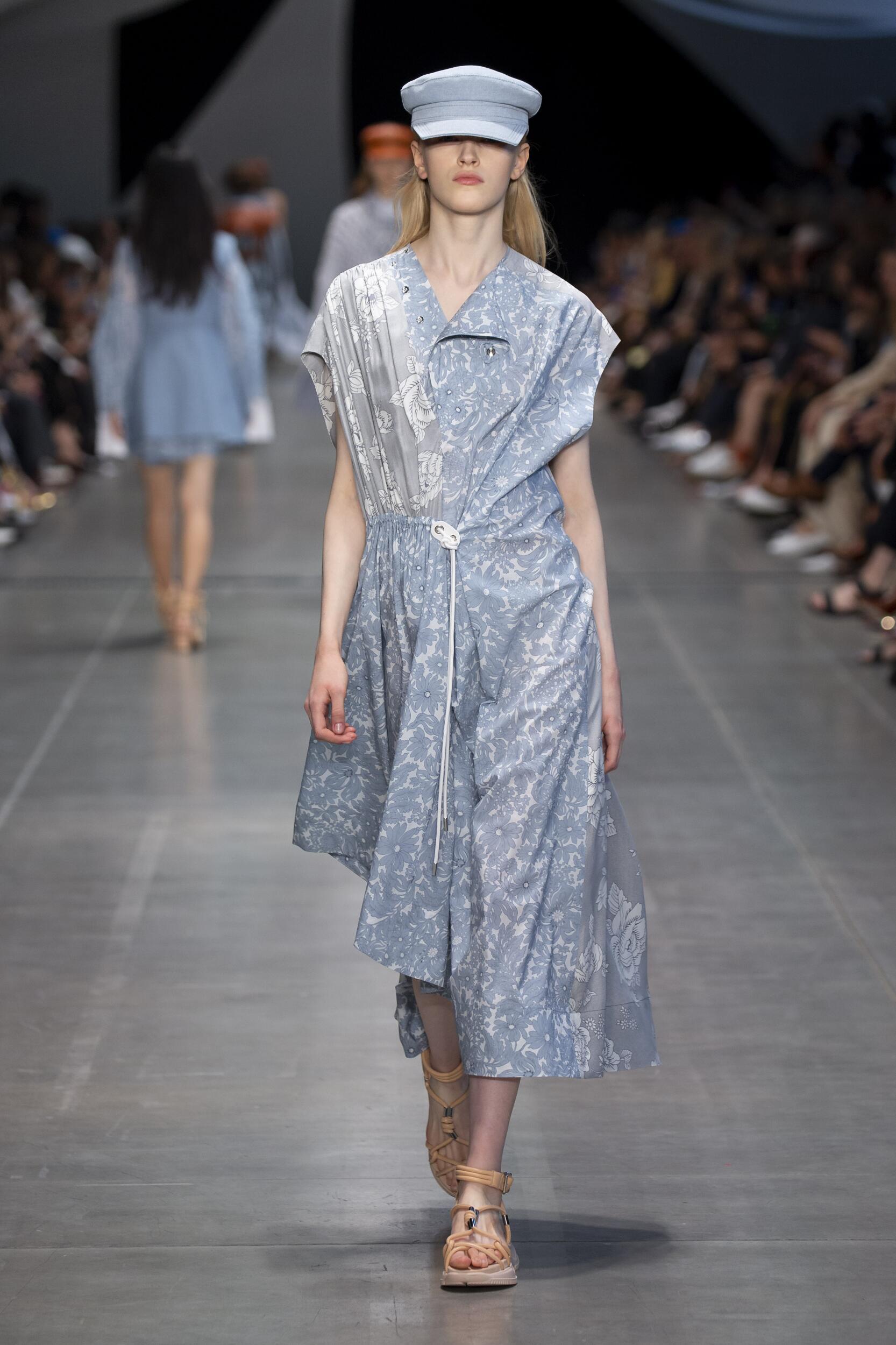 Runway Sportmax Spring Summer 2020 Women's Collection Milan Fashion Week