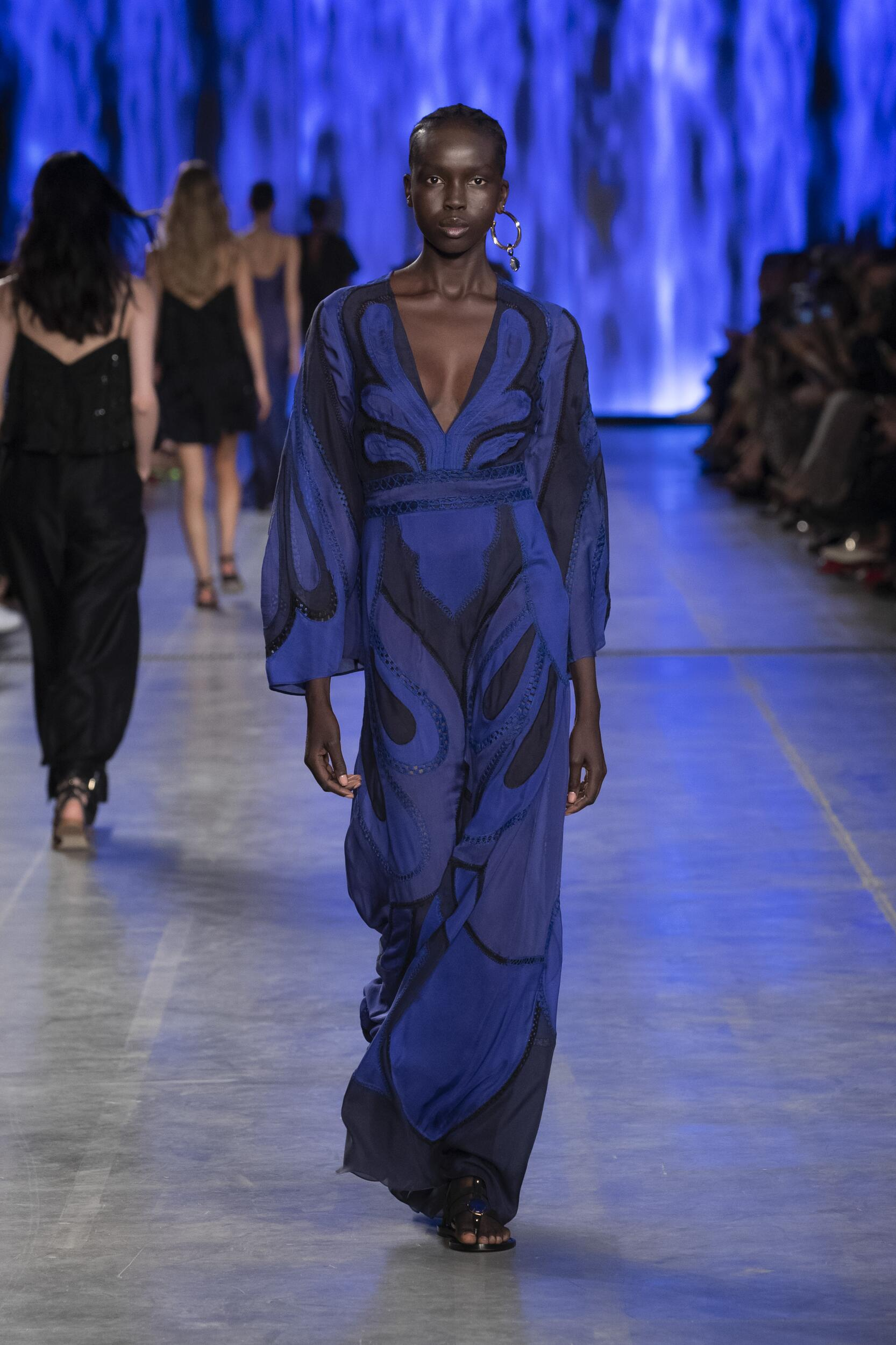 SS 2020 Alberta Ferretti Fashion Show Milan Fashion Week