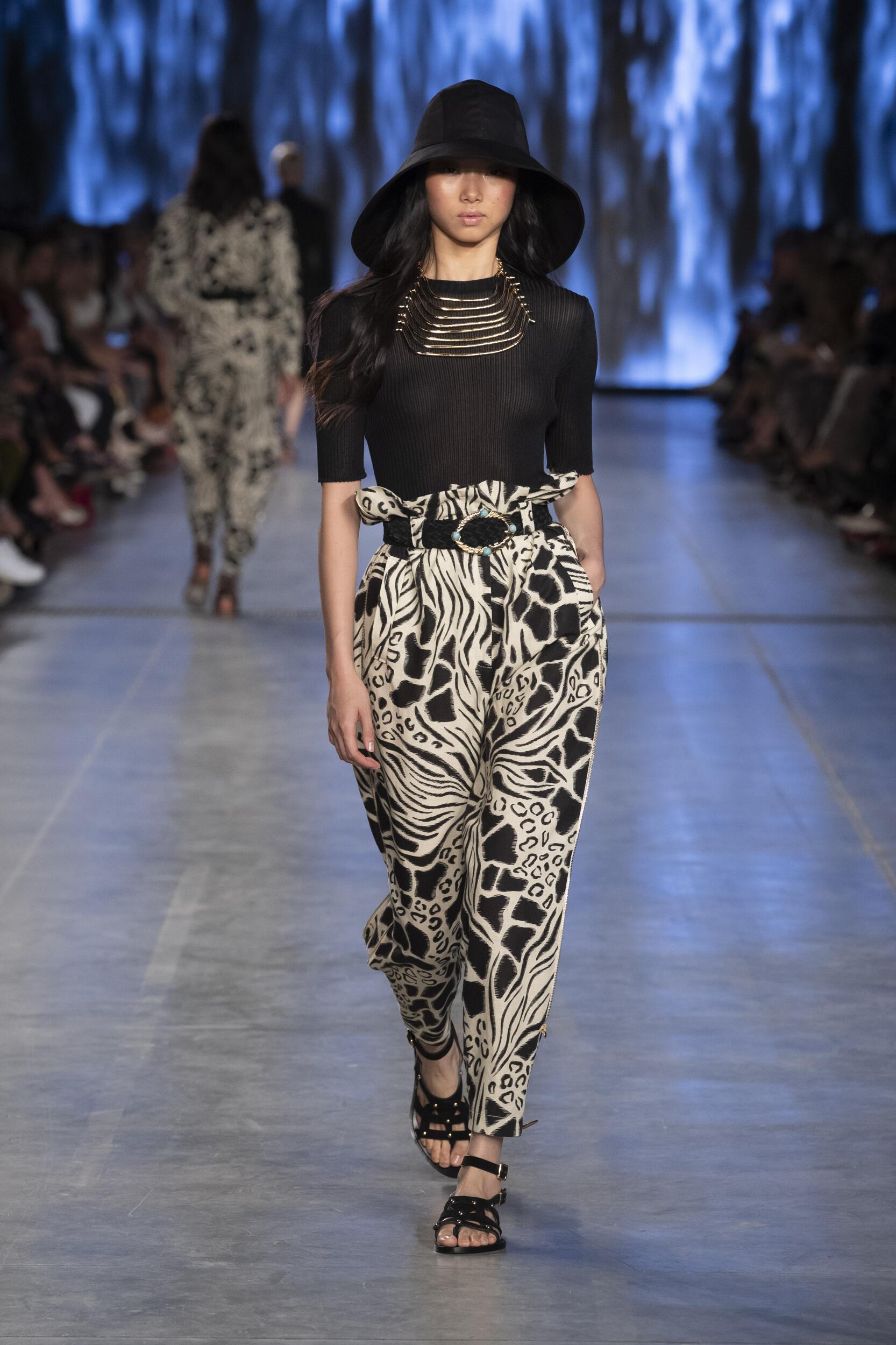SS 2020 Alberta Ferretti Fashion Show Milan