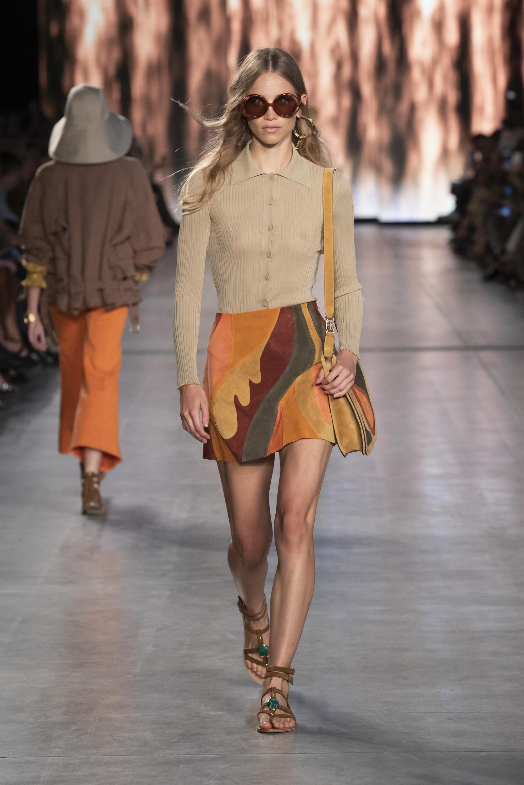 SS 2020 Alberta Ferretti Fashion Show