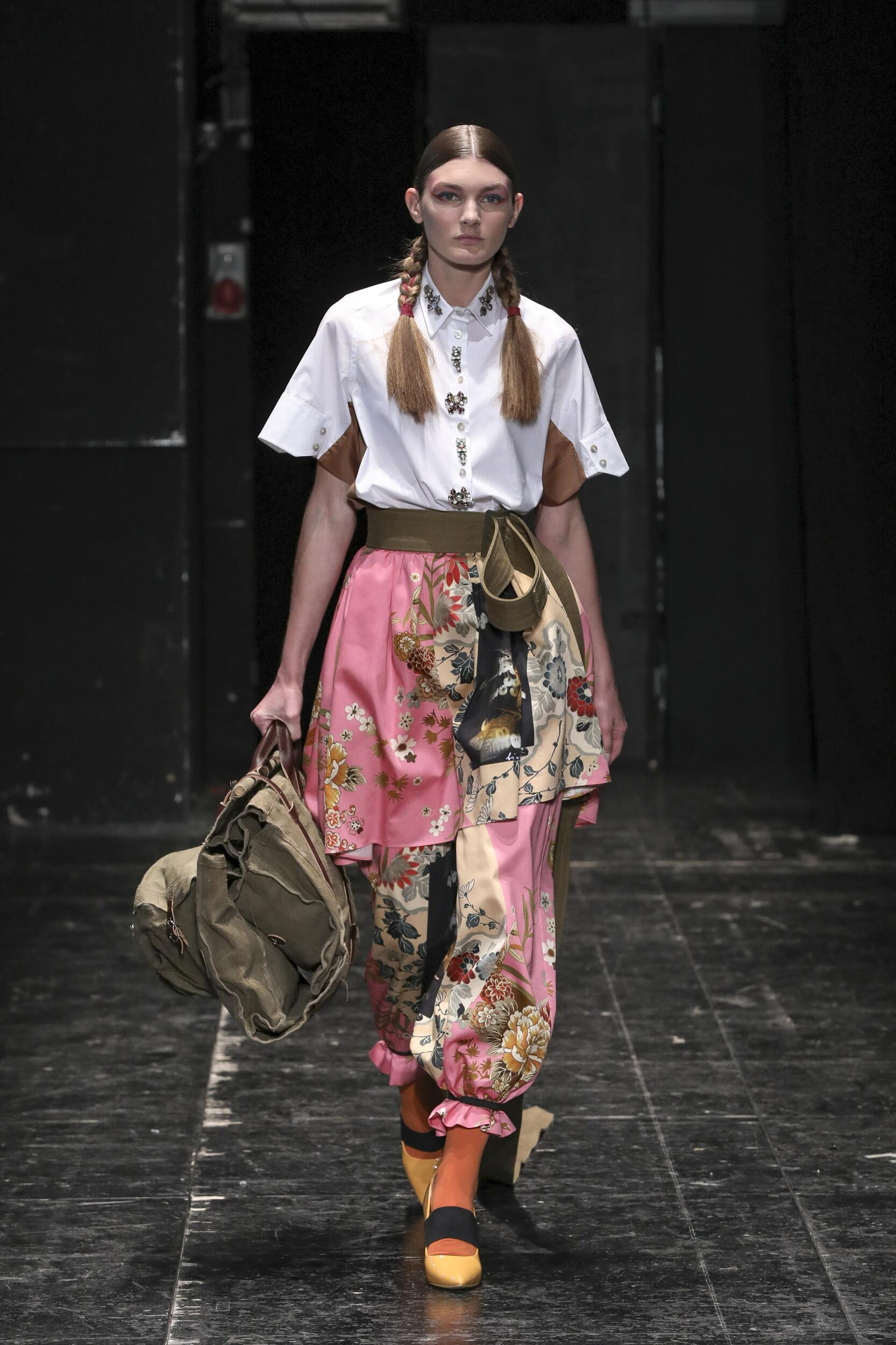 SS 2020 Antonio Marras Fashion Show