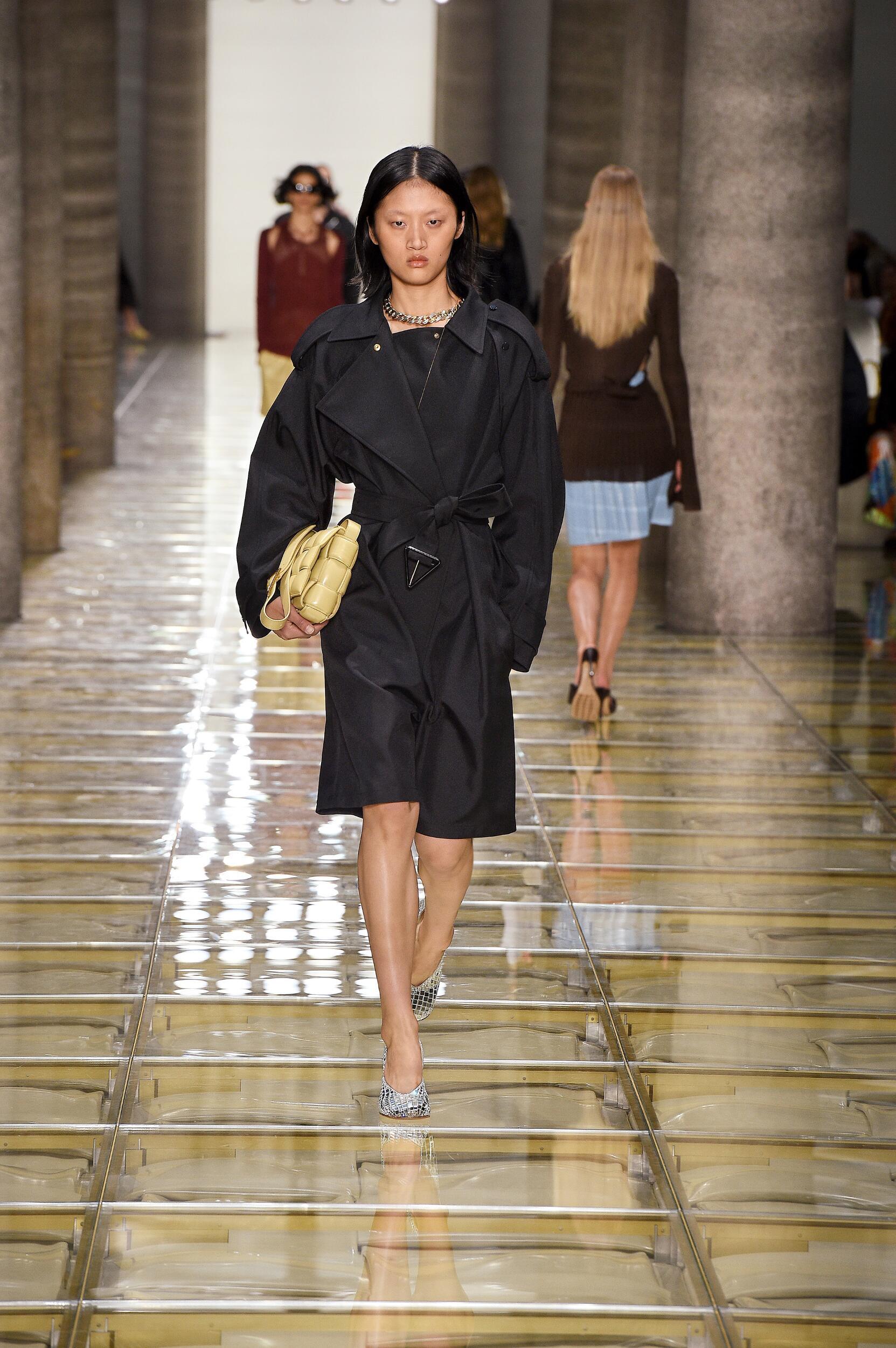 SS 2020 Bottega Veneta Fashion Show Milan