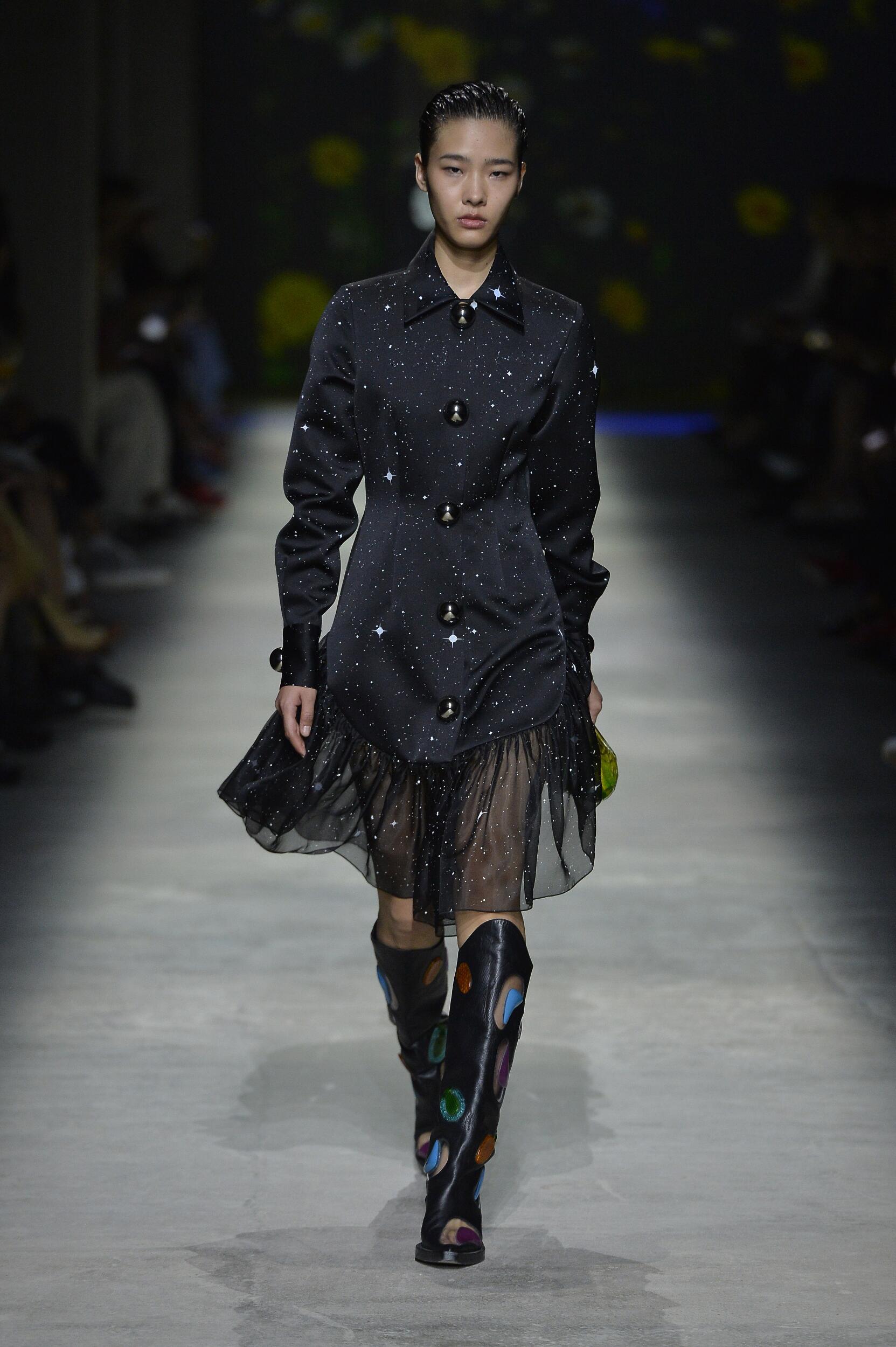 SS 2020 Christopher Kane Fashion Show London Fashion Week
