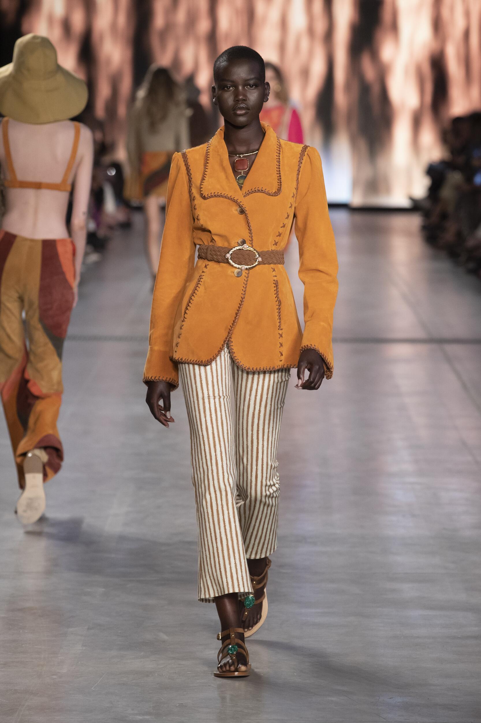 SS 2020 Fashion Show Alberta Ferretti