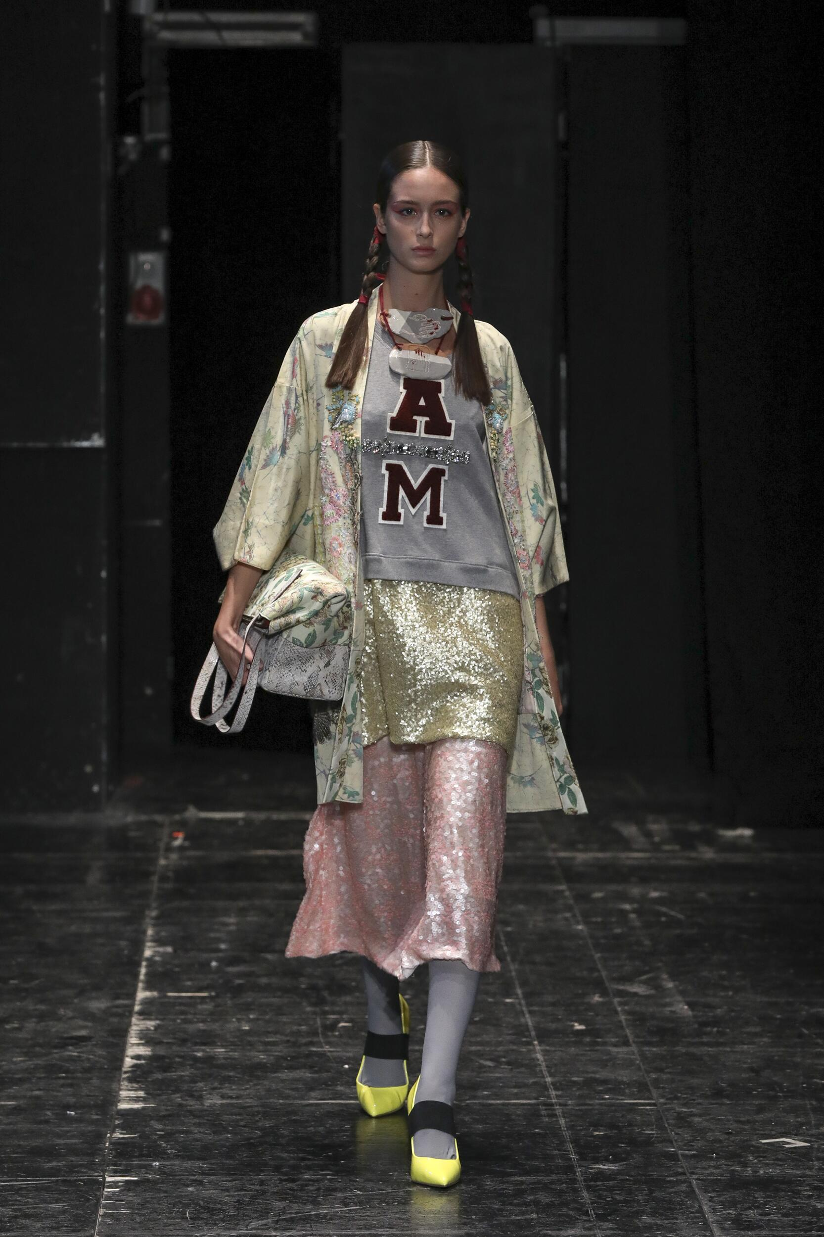 SS 2020 Fashion Show Antonio Marras