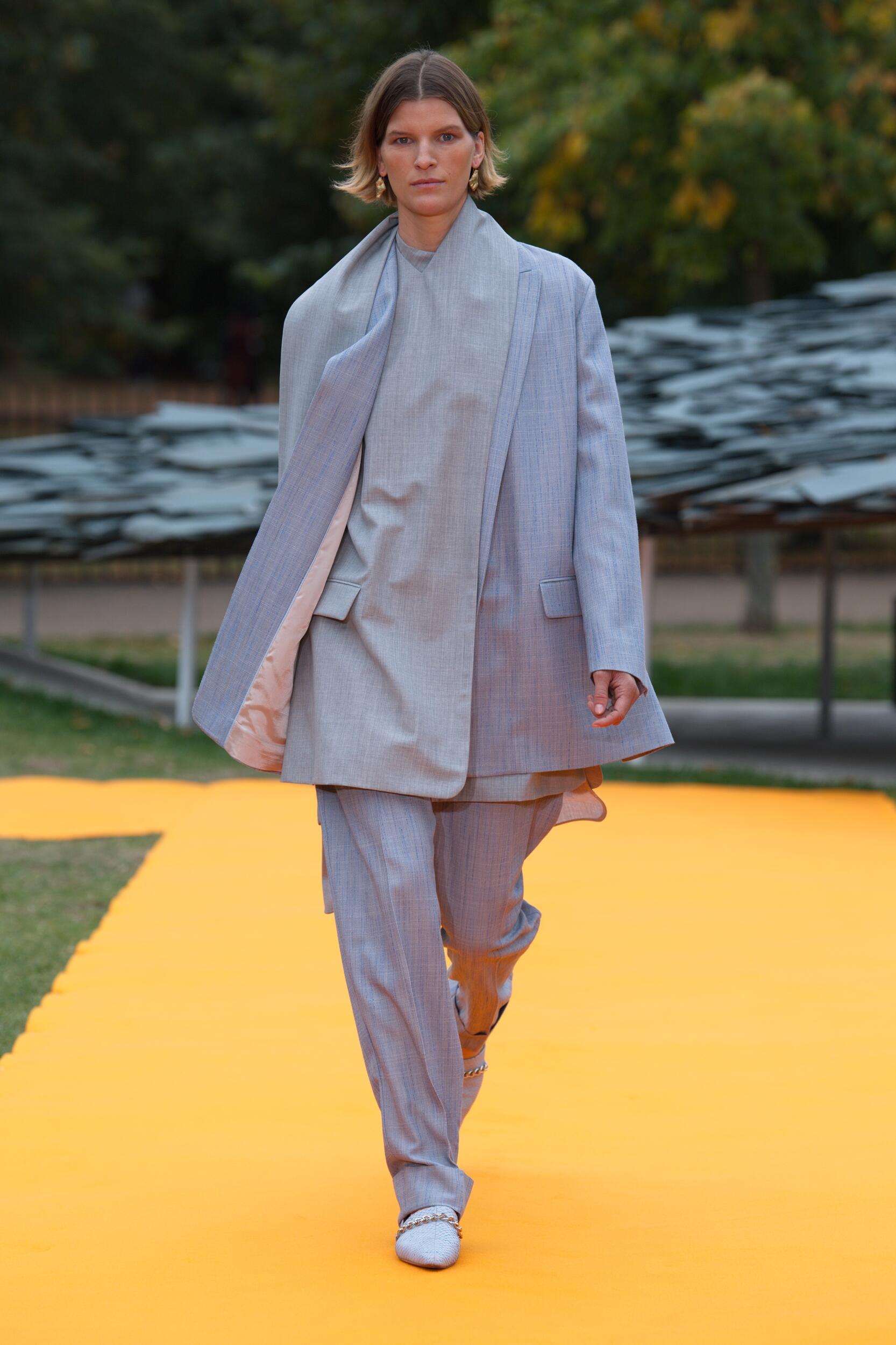 SS 2020 Fashion Show Roksanda