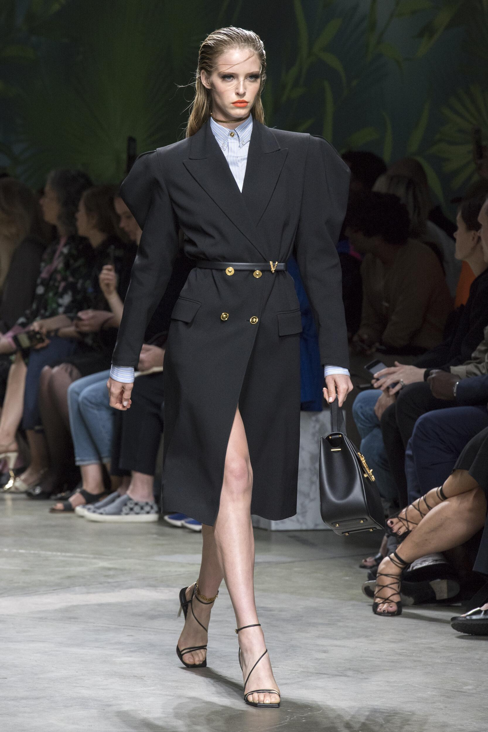 SS 2020 Fashion Show Versace