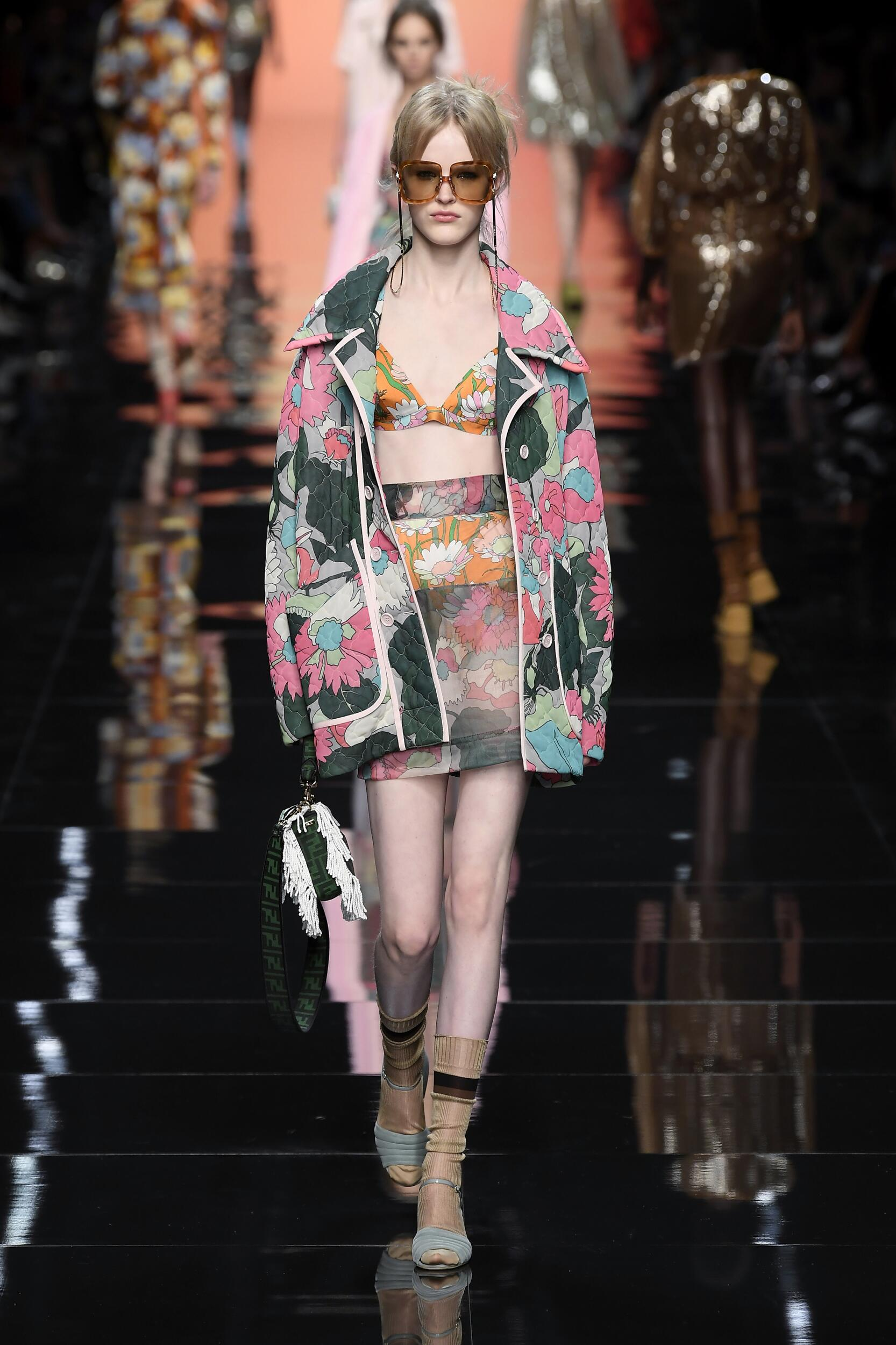 SS 2020 Fendi Fashion Show Milan