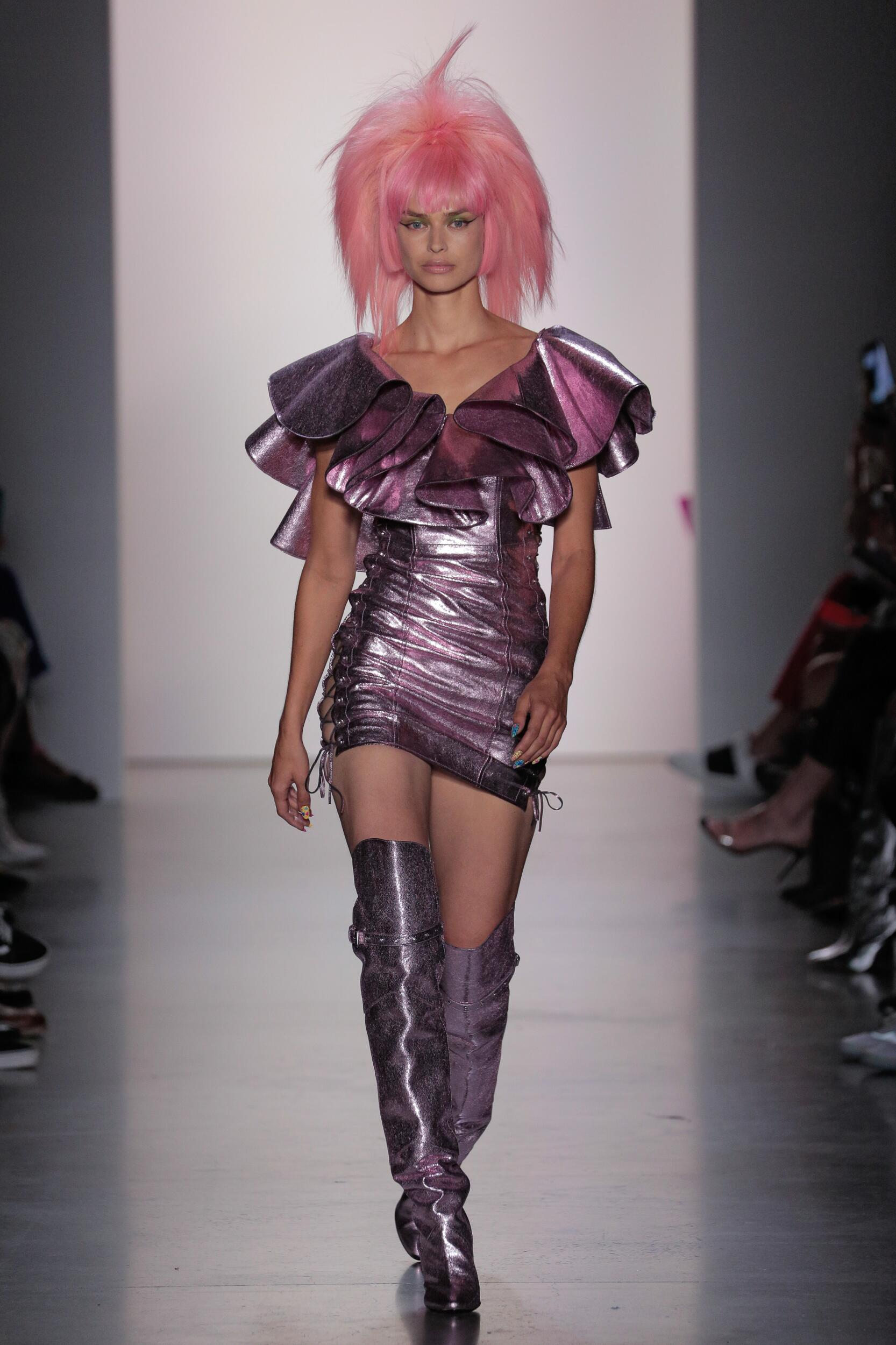 SS 2020 Jeremy Scott Fashion Show