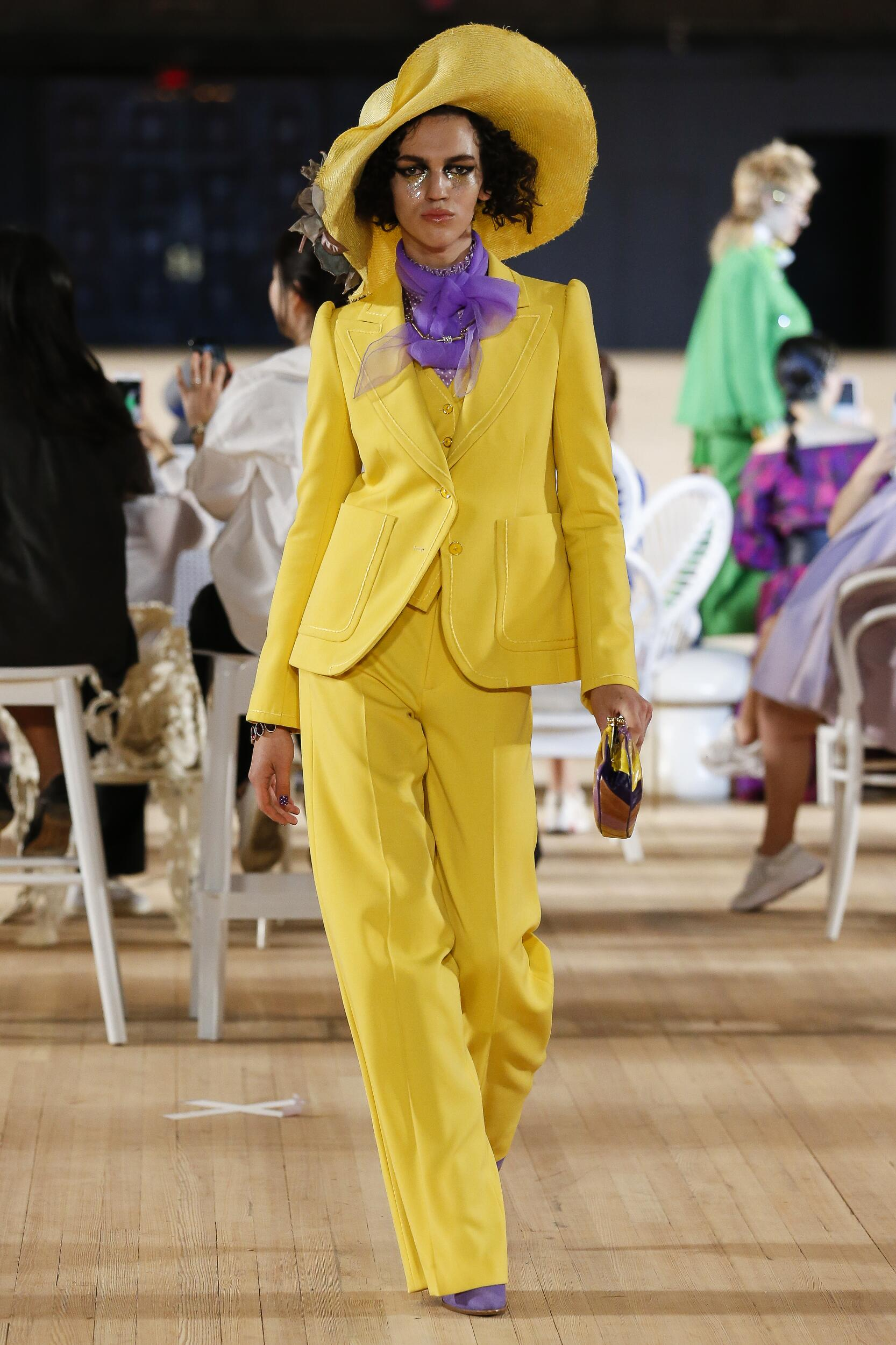SS 2020 Marc Jacobs Fashion Show