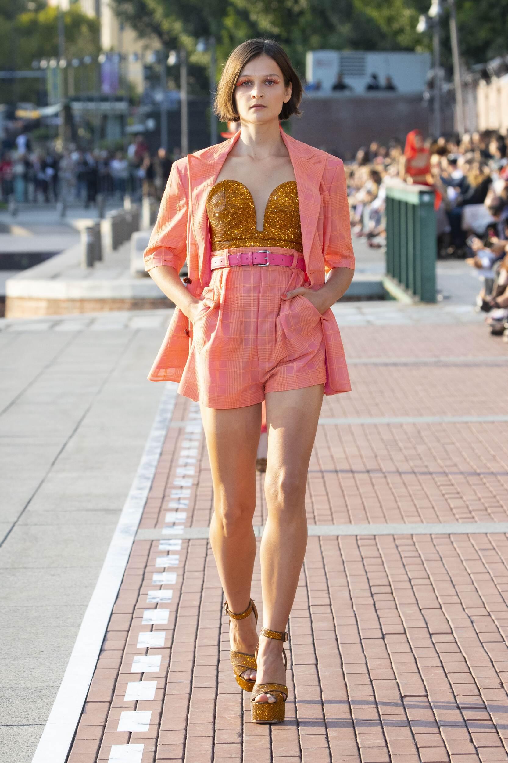 SS 2020 Marco De Vincenzo Fashion Show Milan