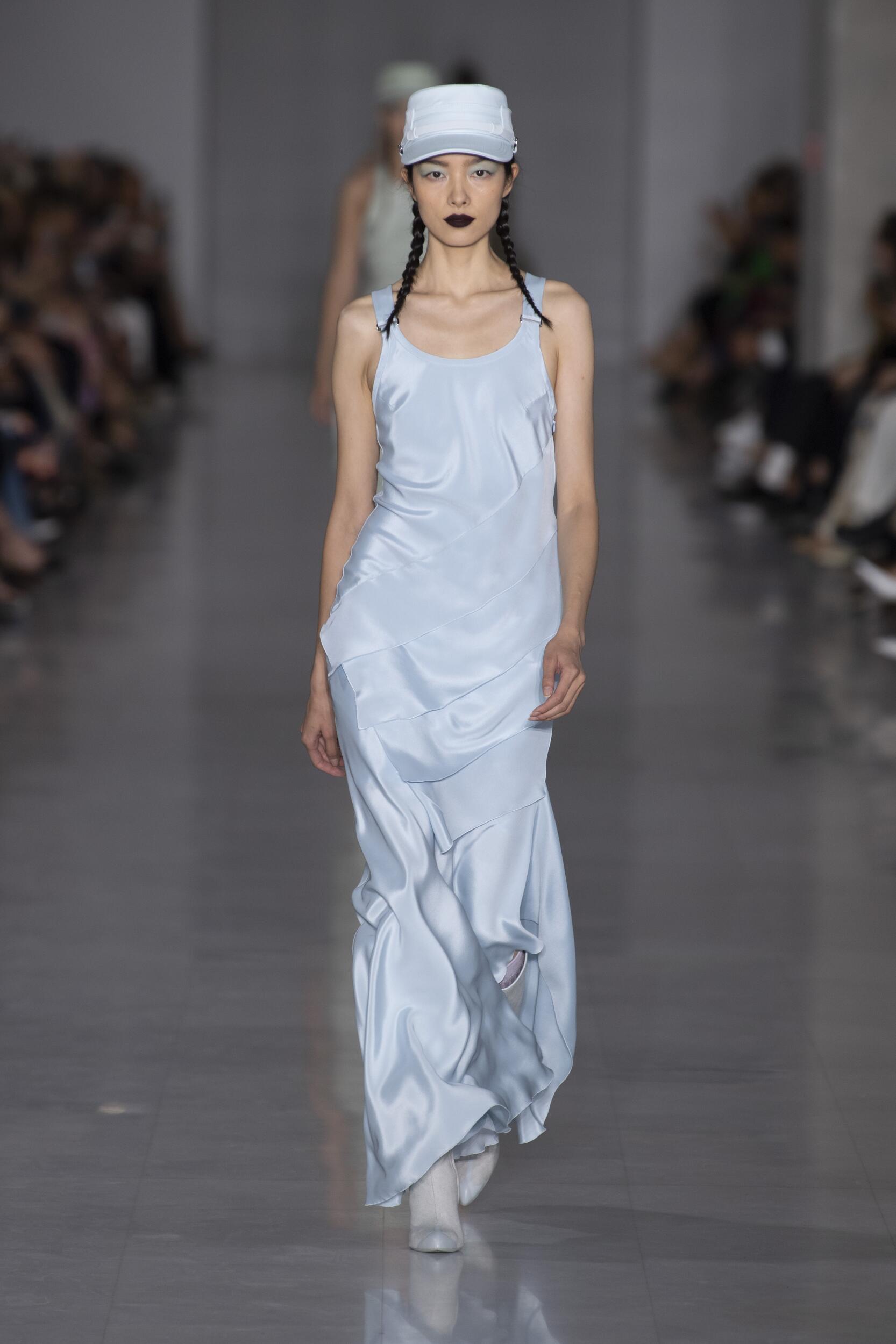 SS 2020 Max Mara Fashion Show Milan Fashion Week