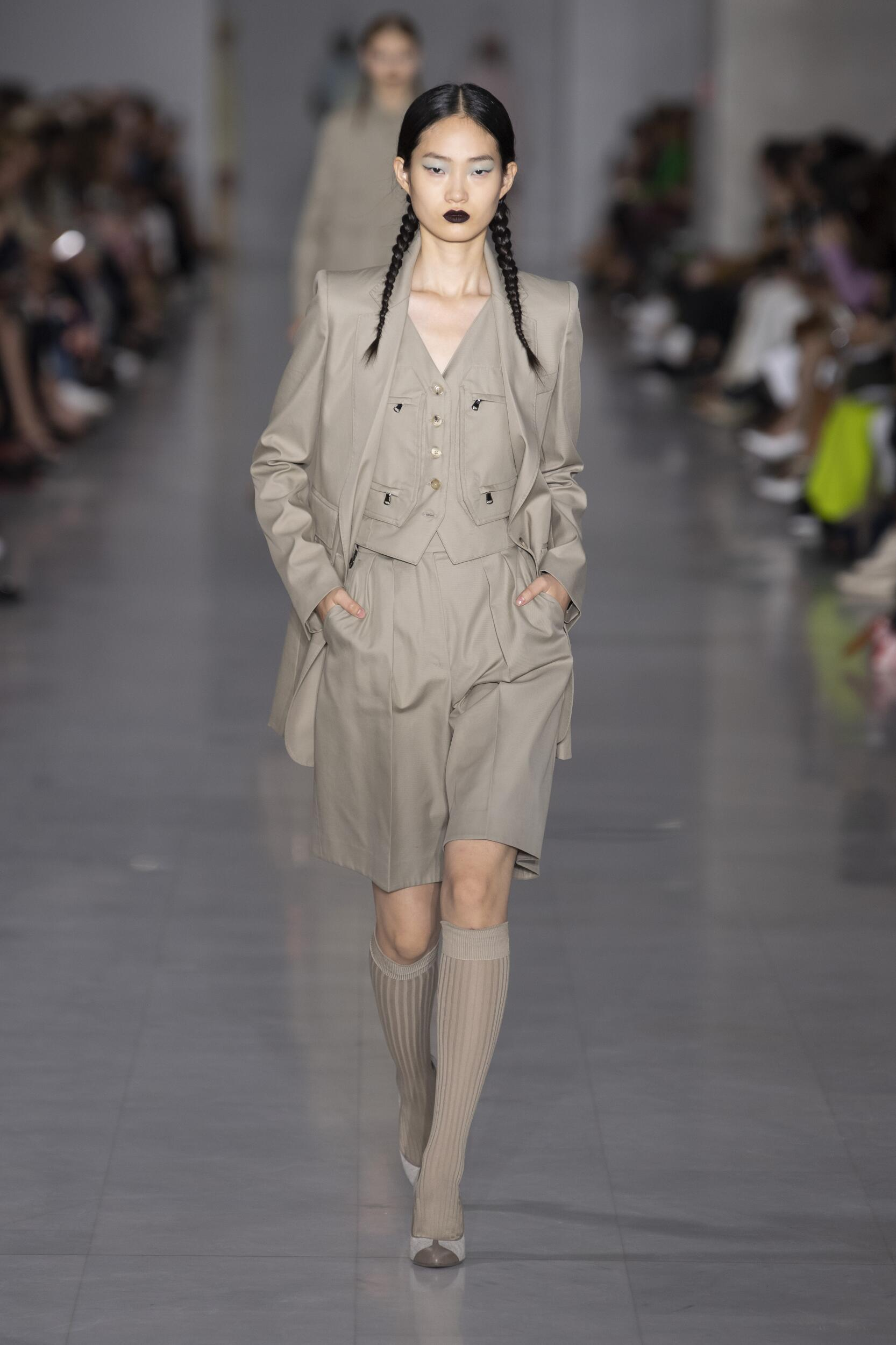 SS 2020 Max Mara Fashion Show Milan