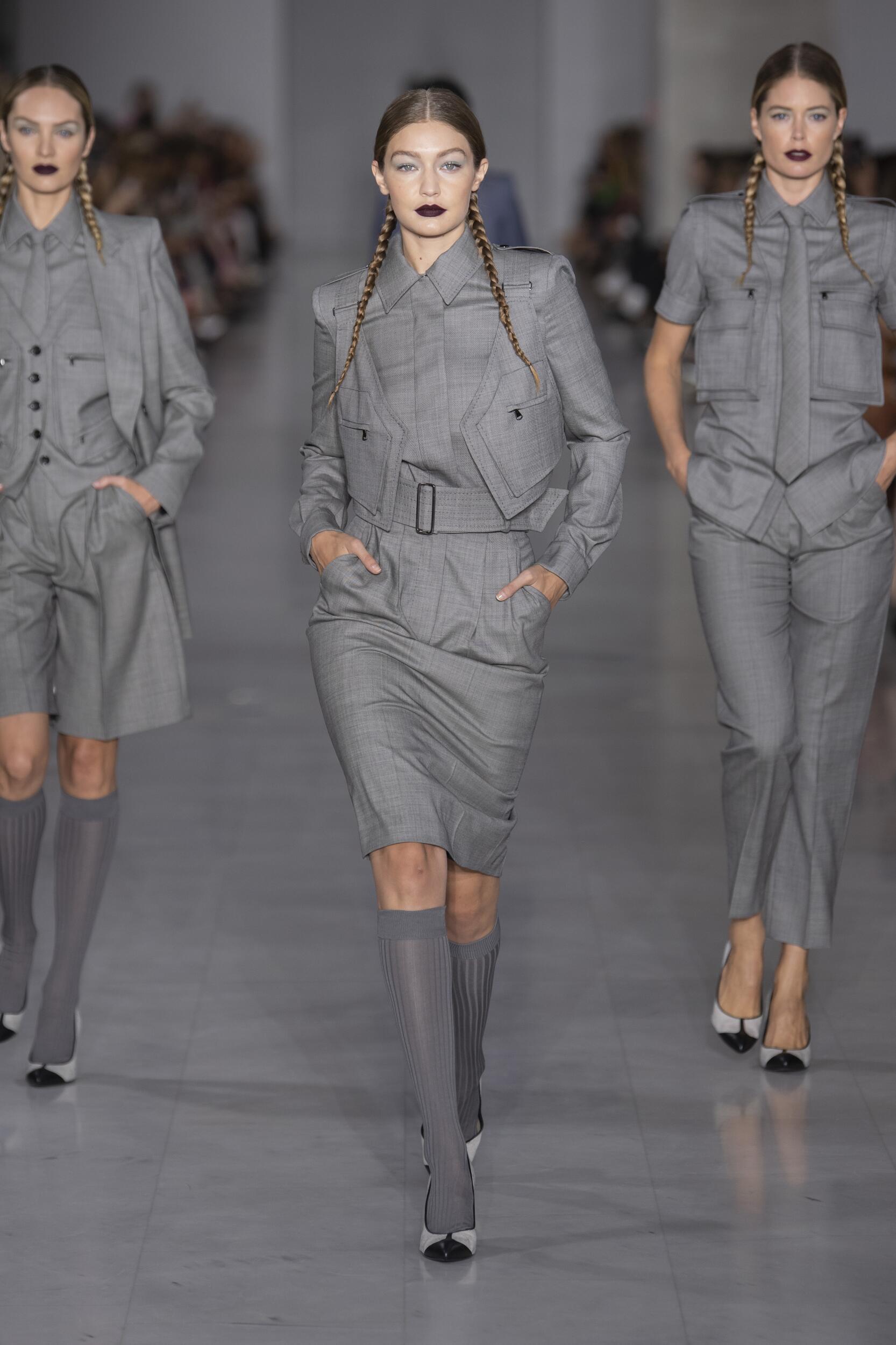 SS 2020 Max Mara Fashion Show