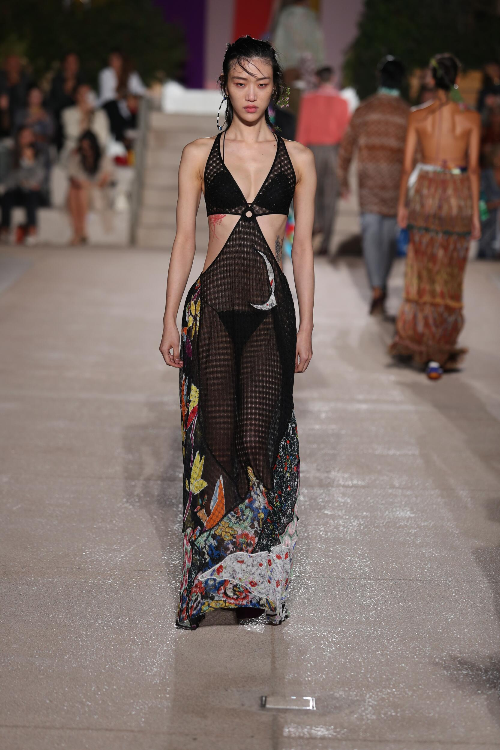 SS 2020 Missoni Show Milan Fashion Week Womenswear