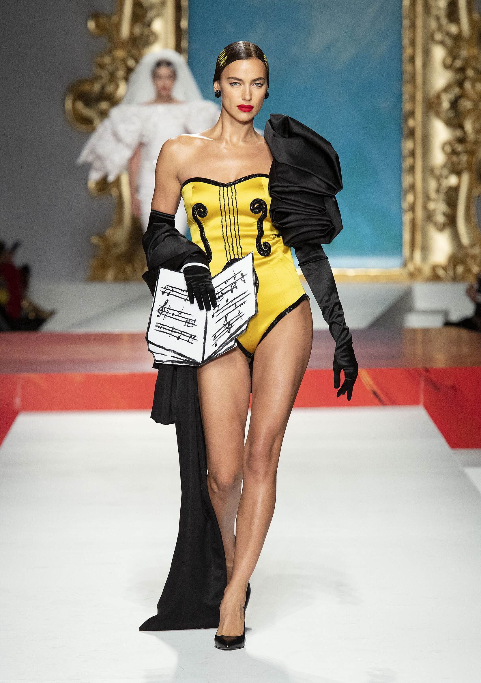 SS 2020 Moschino Fashion Show Milan Fashion Week