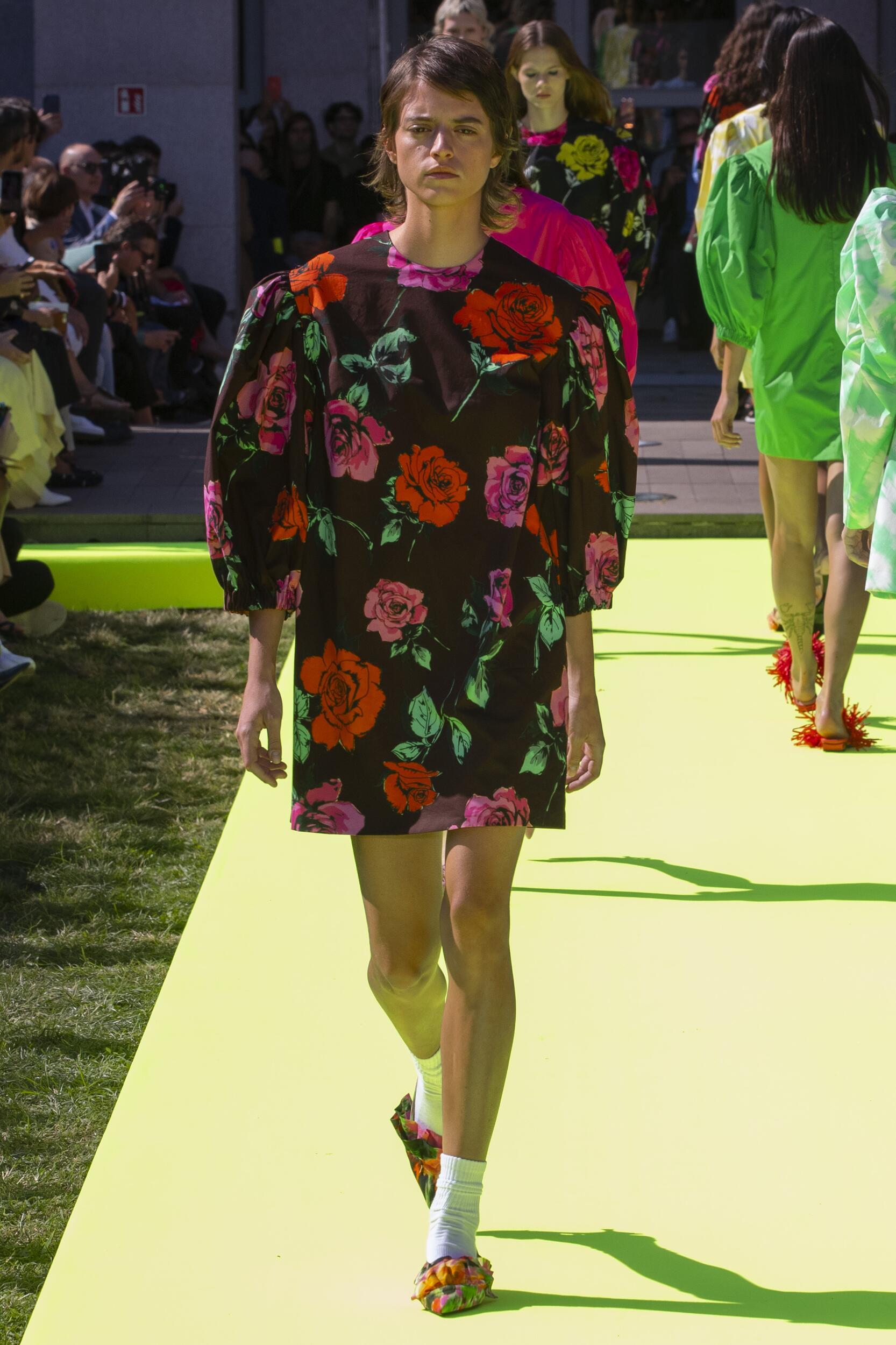 SS 2020 Msgm Fashion Show Milan Fashion Week