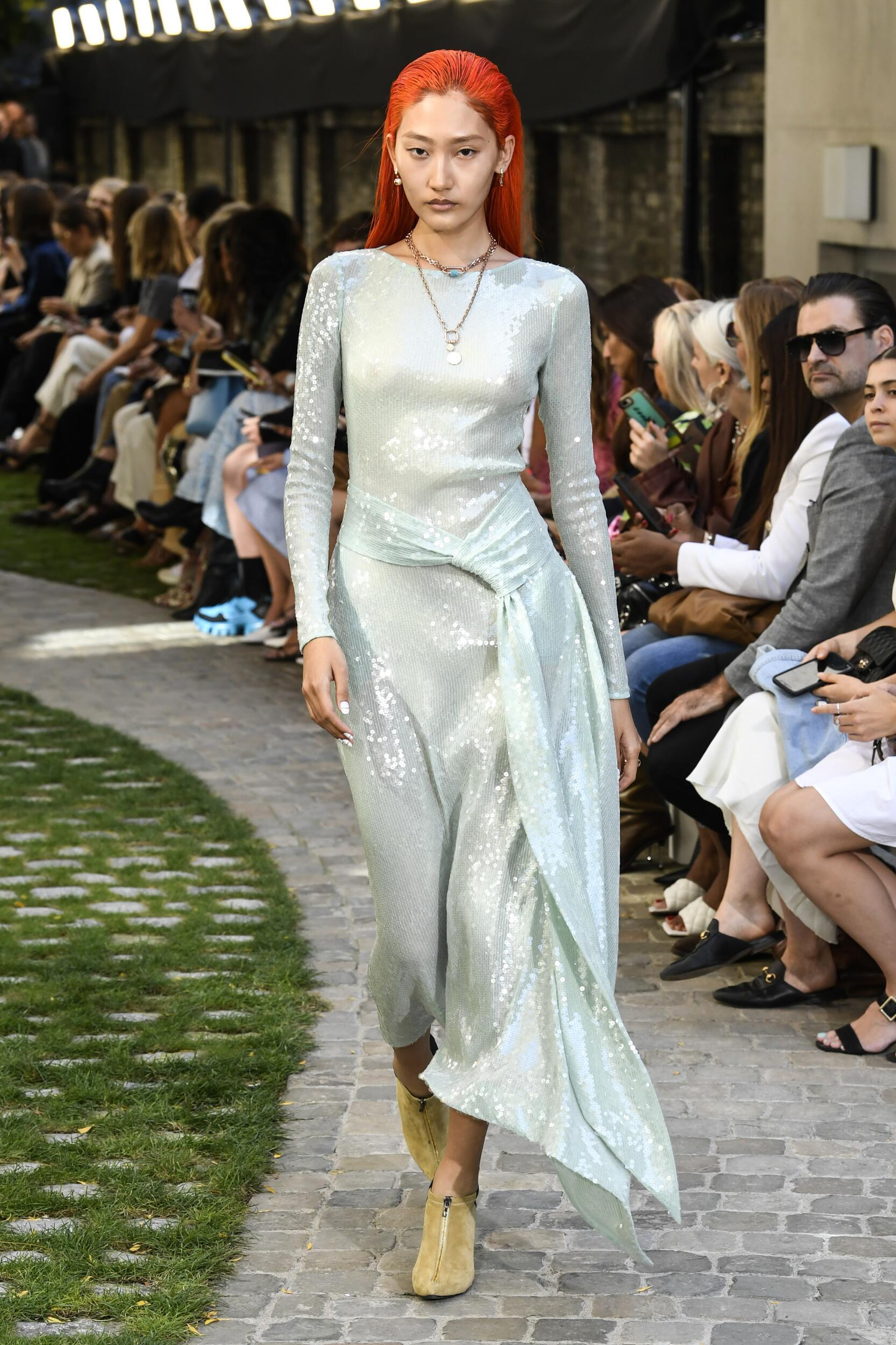 SS 2020 Roland Mouret Fashion Show London