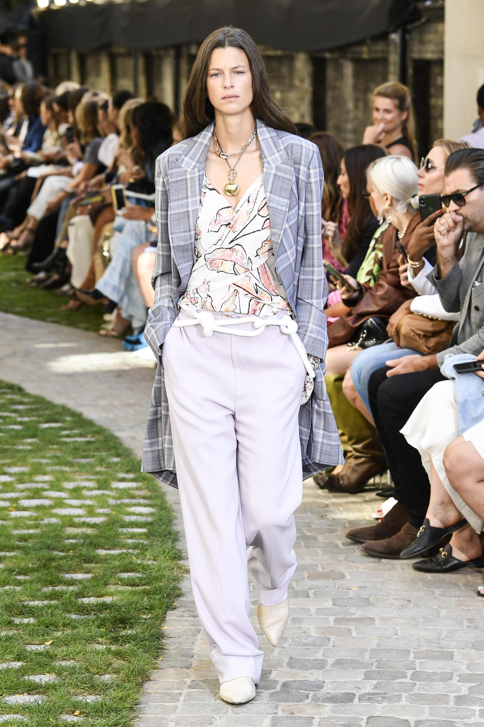 SS 2020 Roland Mouret Fashion Show