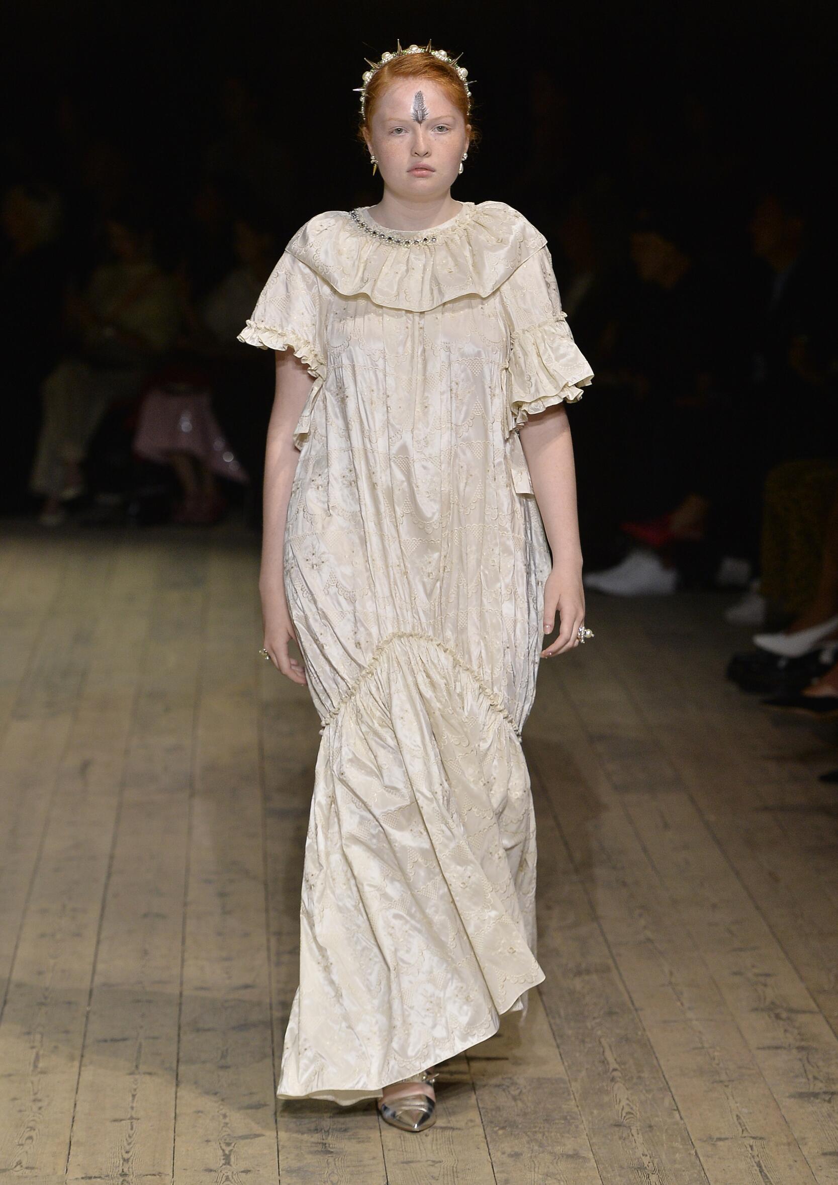 SS 2020 Simone Rocha Fashion Show London
