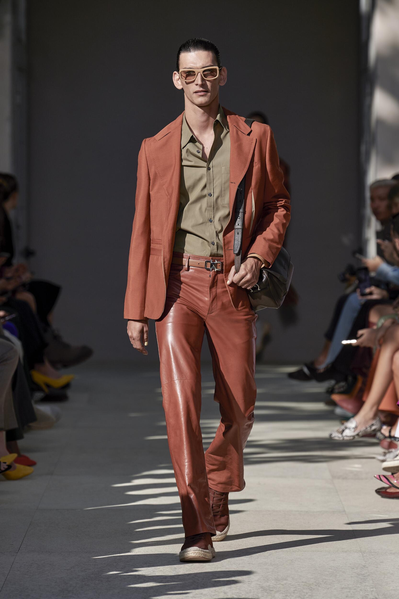 Salvatore Ferragamo 2020 Milan Trends
