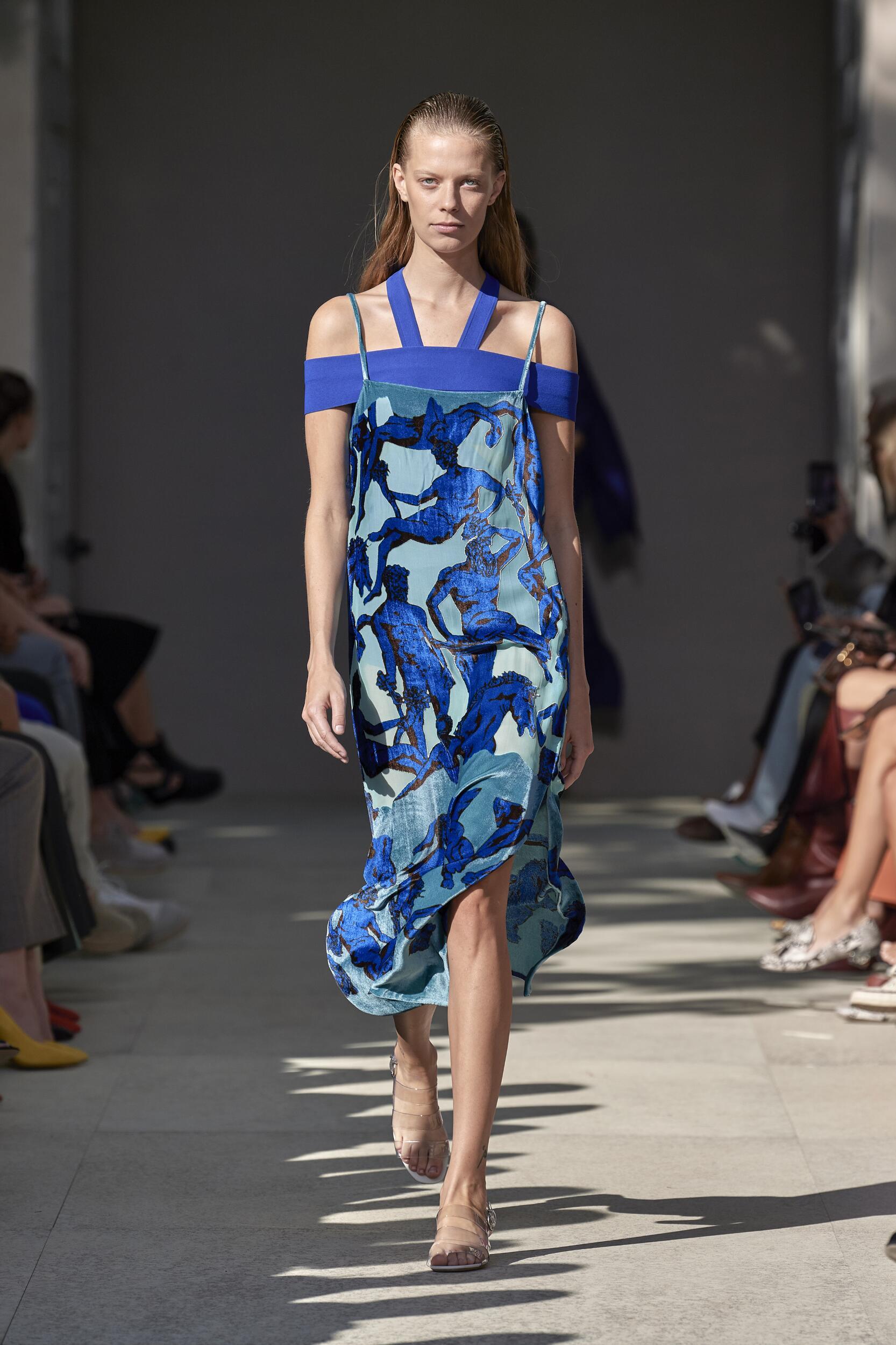 Salvatore Ferragamo SS 2020 Womenswear