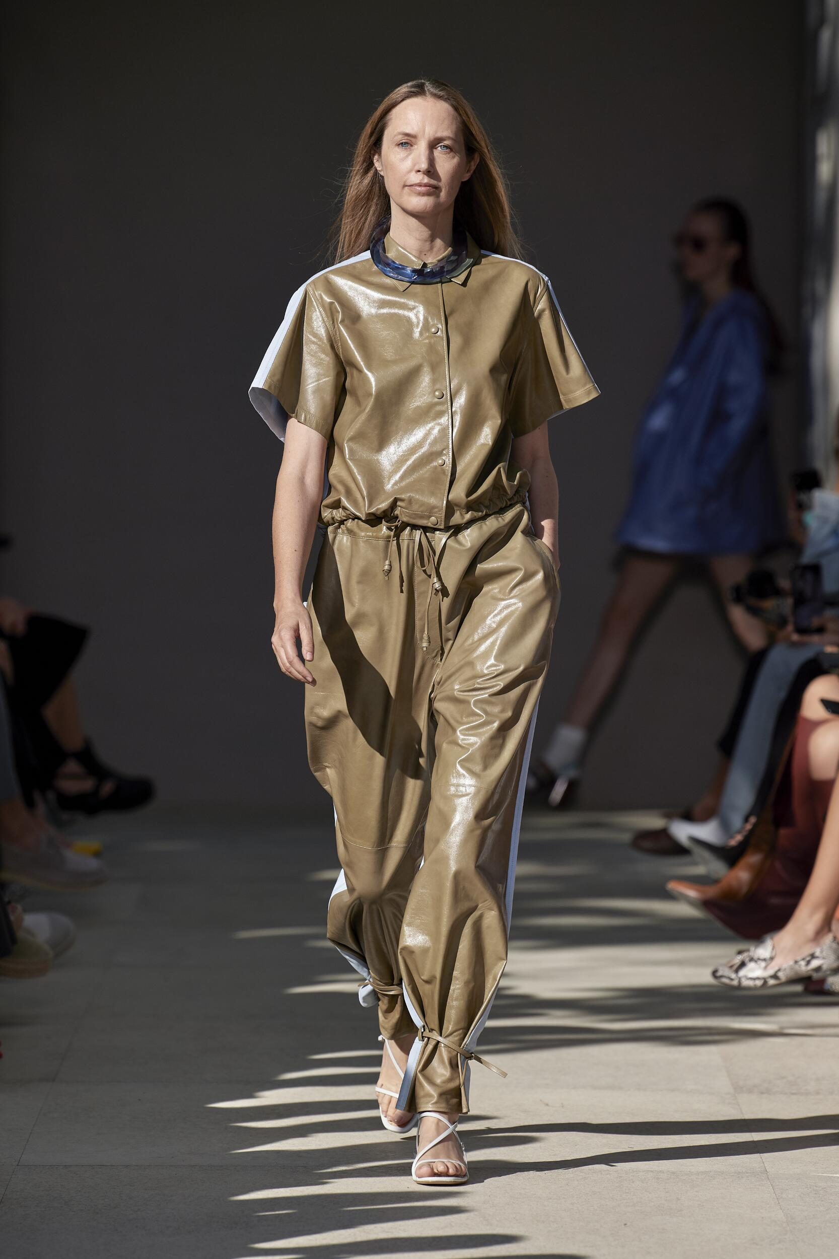 Salvatore Ferragamo Summer 2020 Catwalk