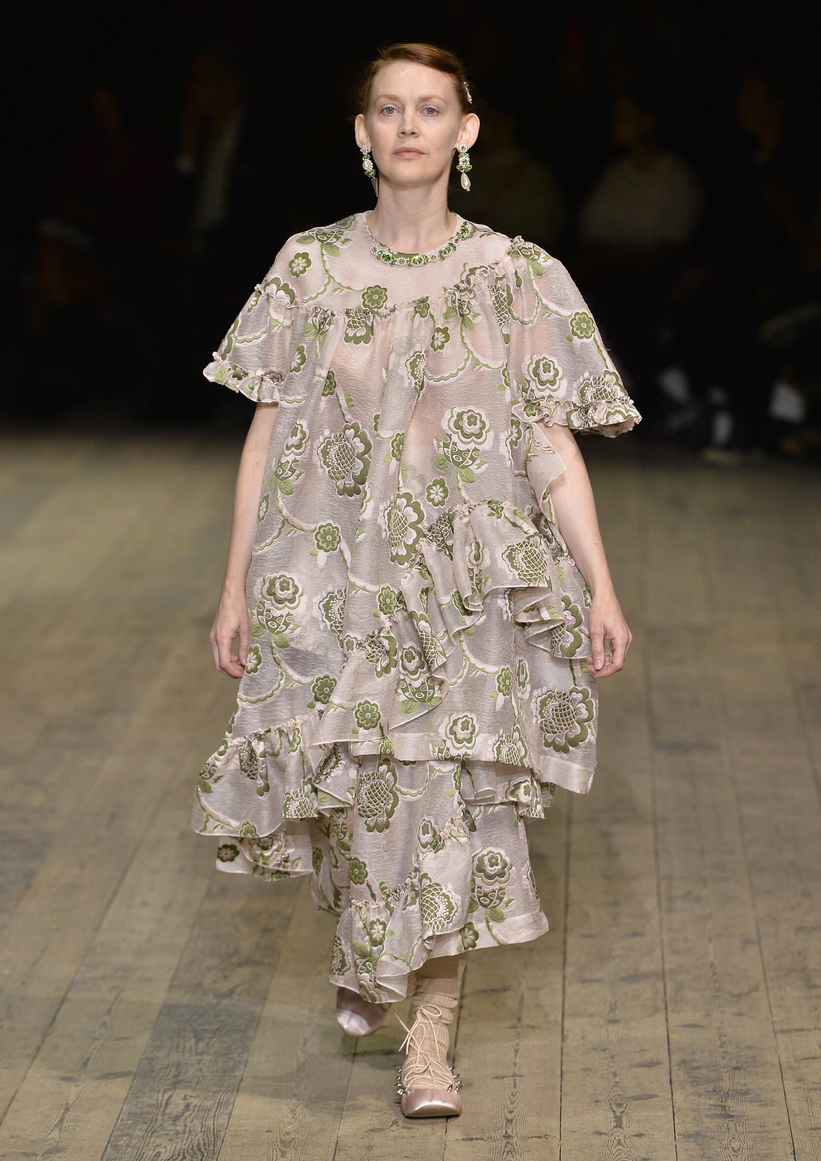 Simone Rocha SS 2020 Womenswear