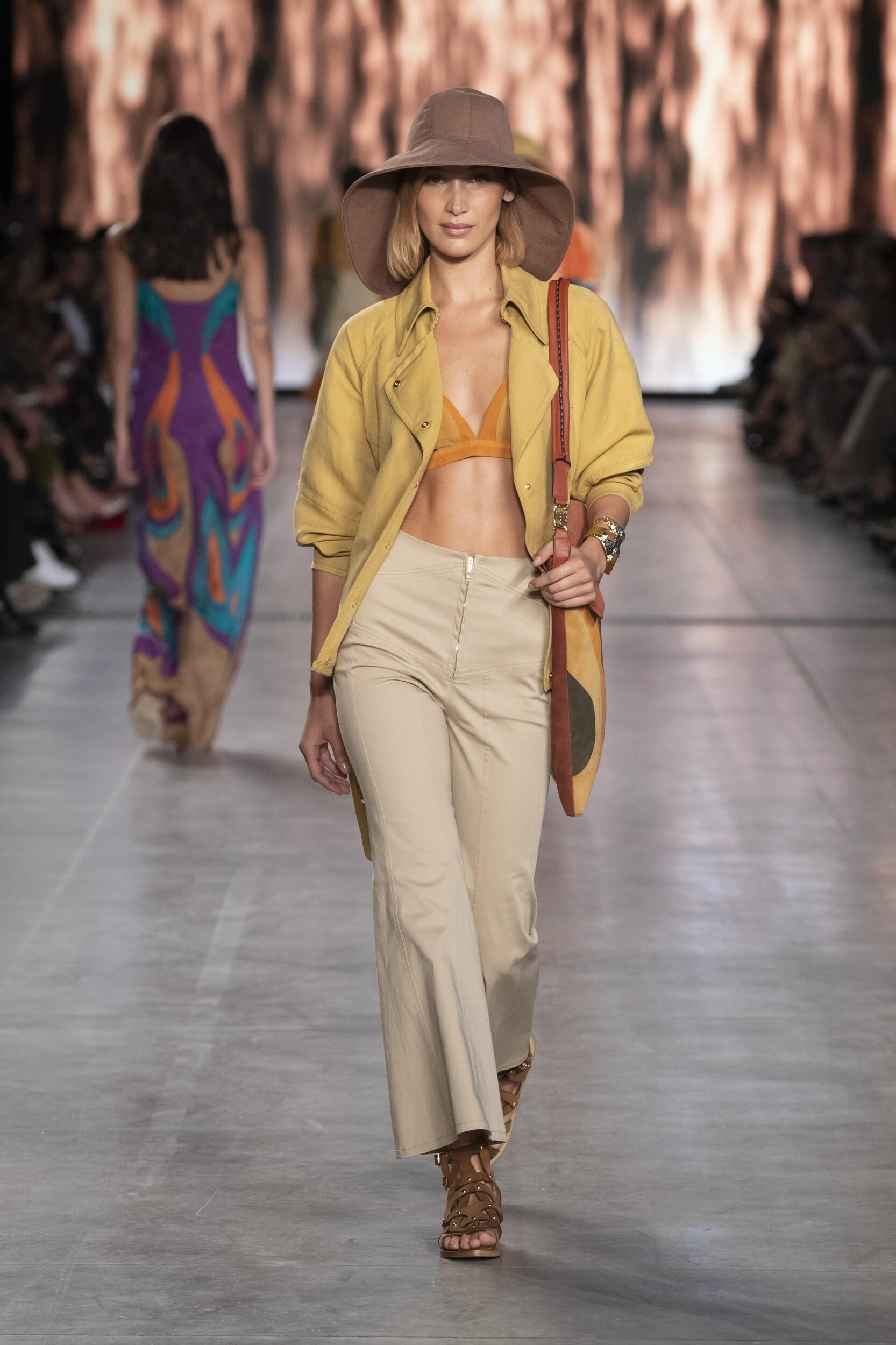 Spring 2020 Fashion Trends Alberta Ferretti