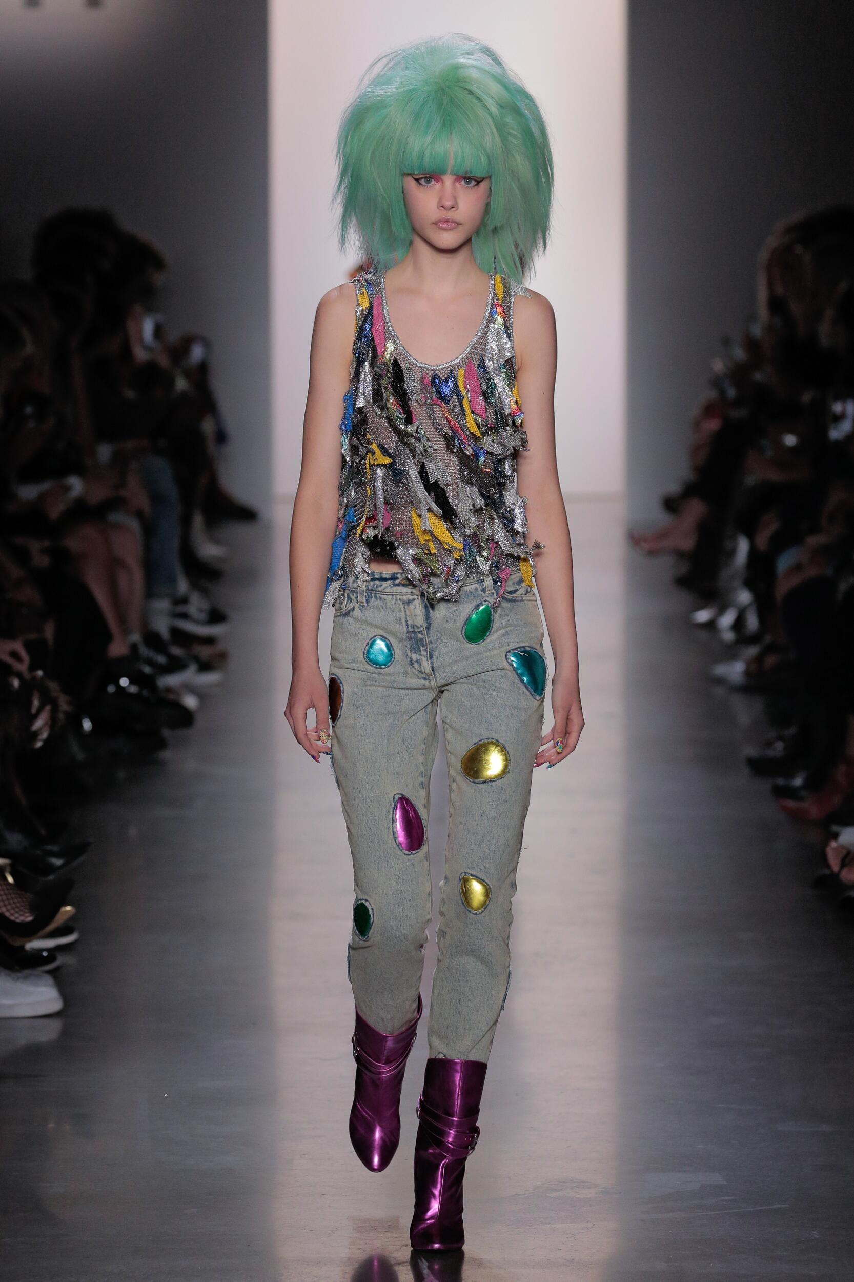 Spring 2020 Fashion Trends Jeremy Scott