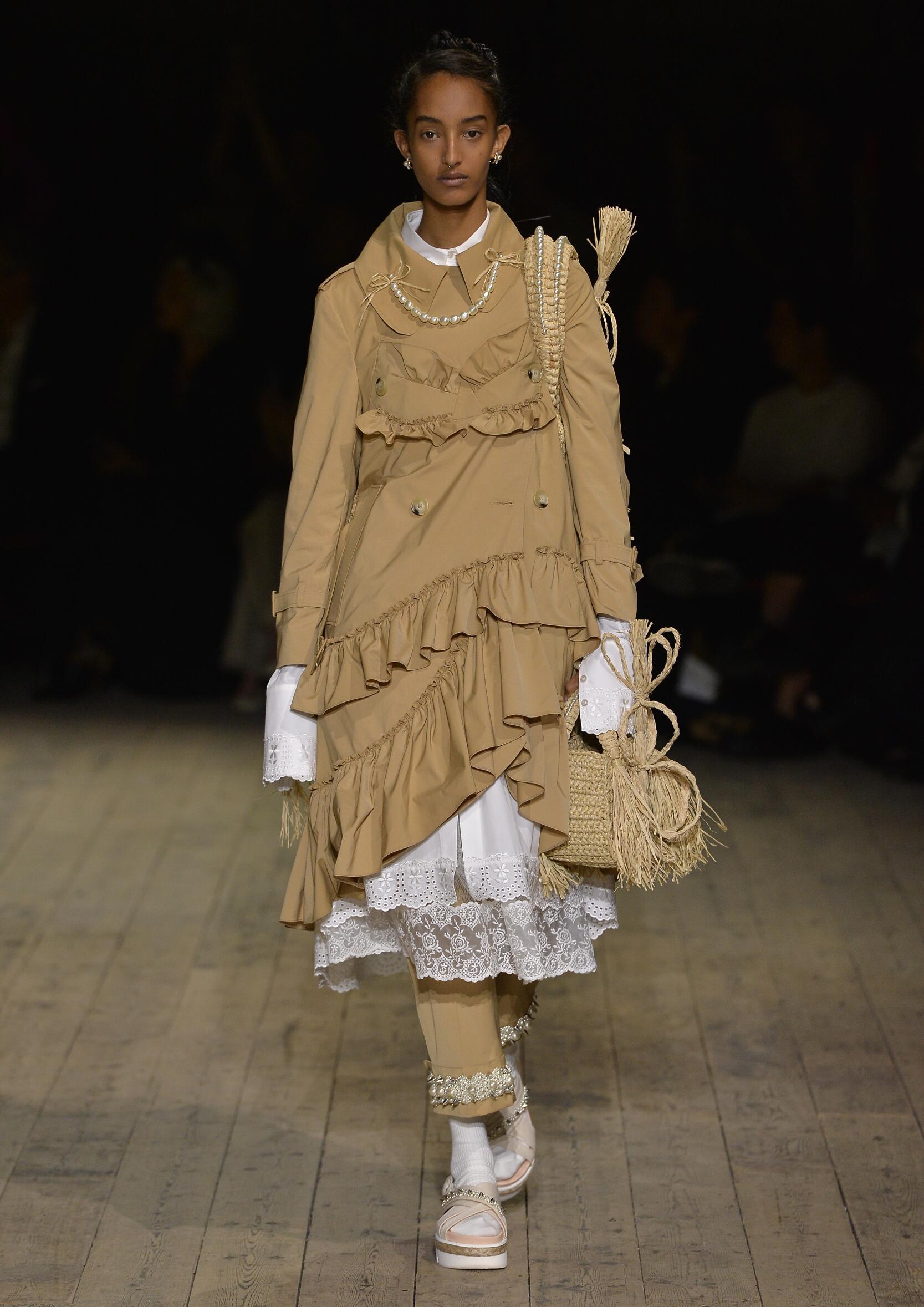 Spring 2020 Fashion Trends Simone Rocha
