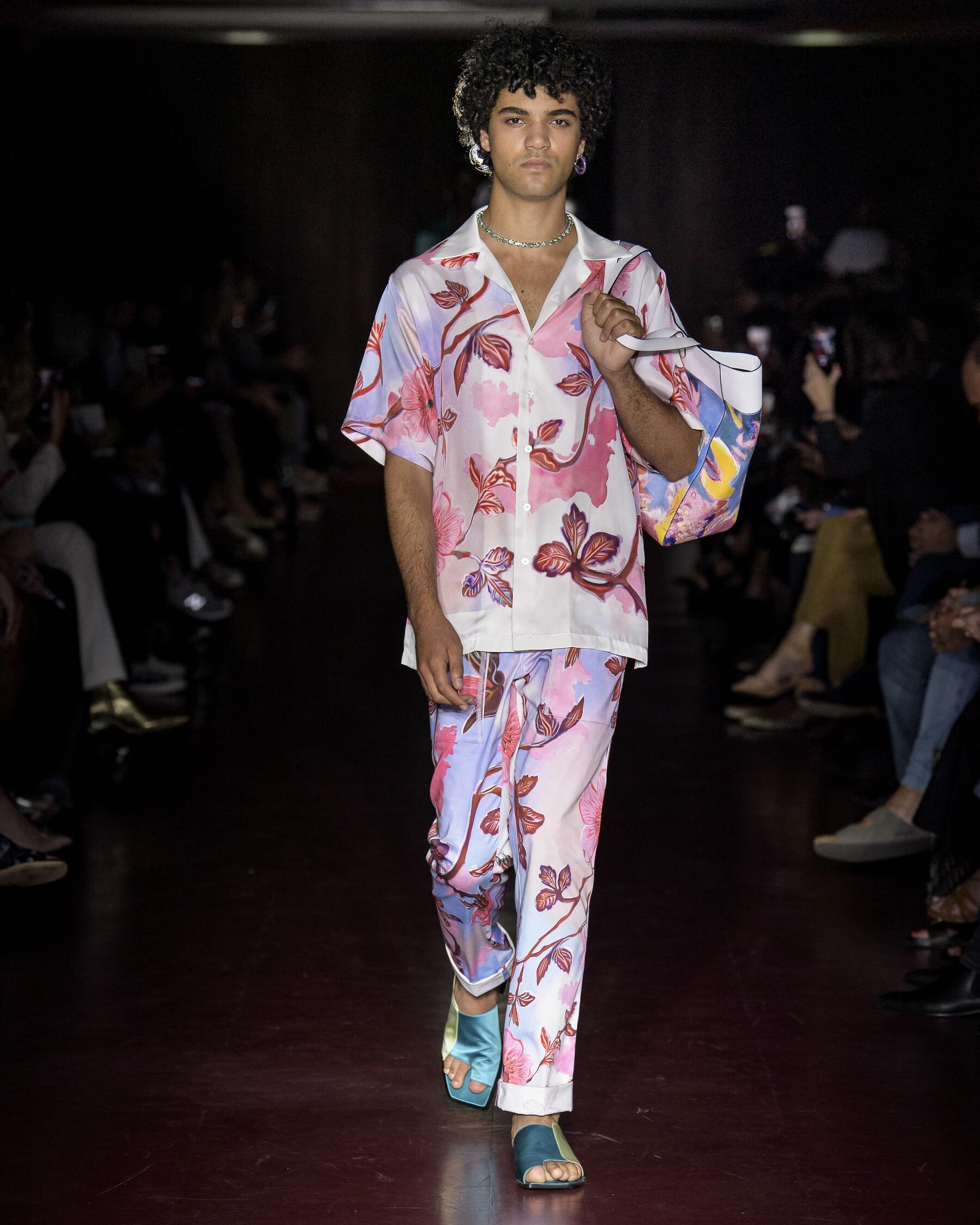 Spring 2020 Menswear Peter Pilotto