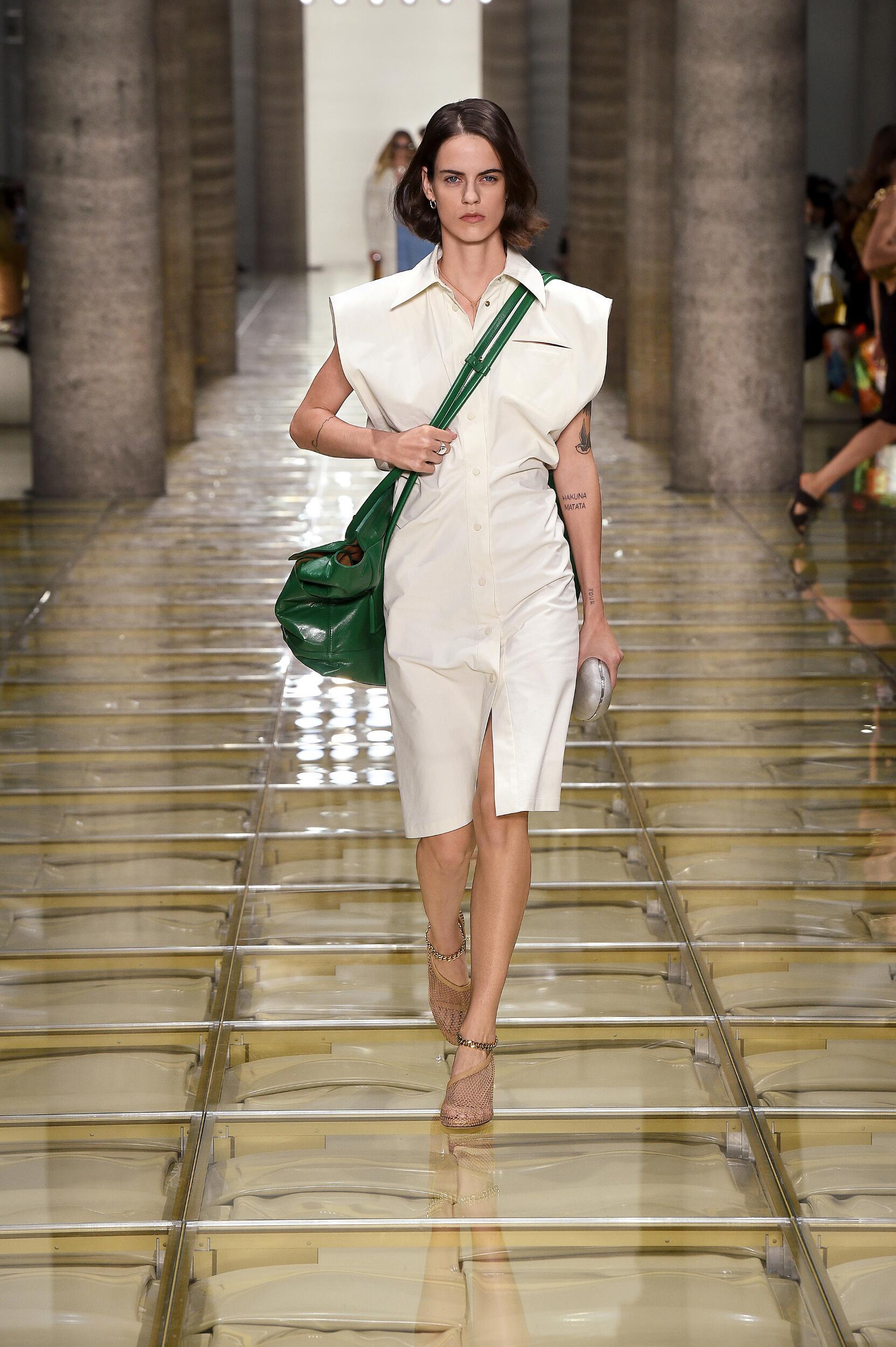Spring 2020 Womenswear Bottega Veneta