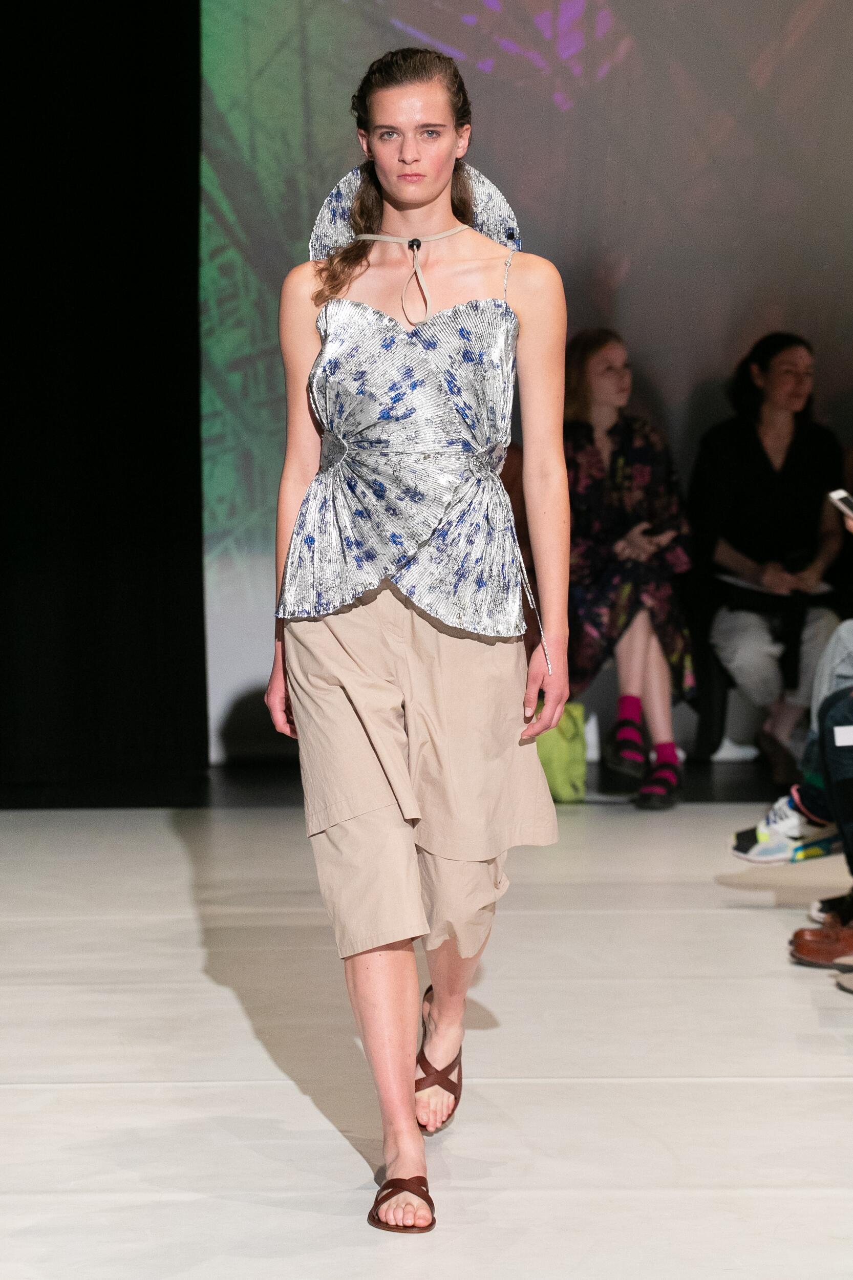 Spring 2020 Womenswear Chalayan