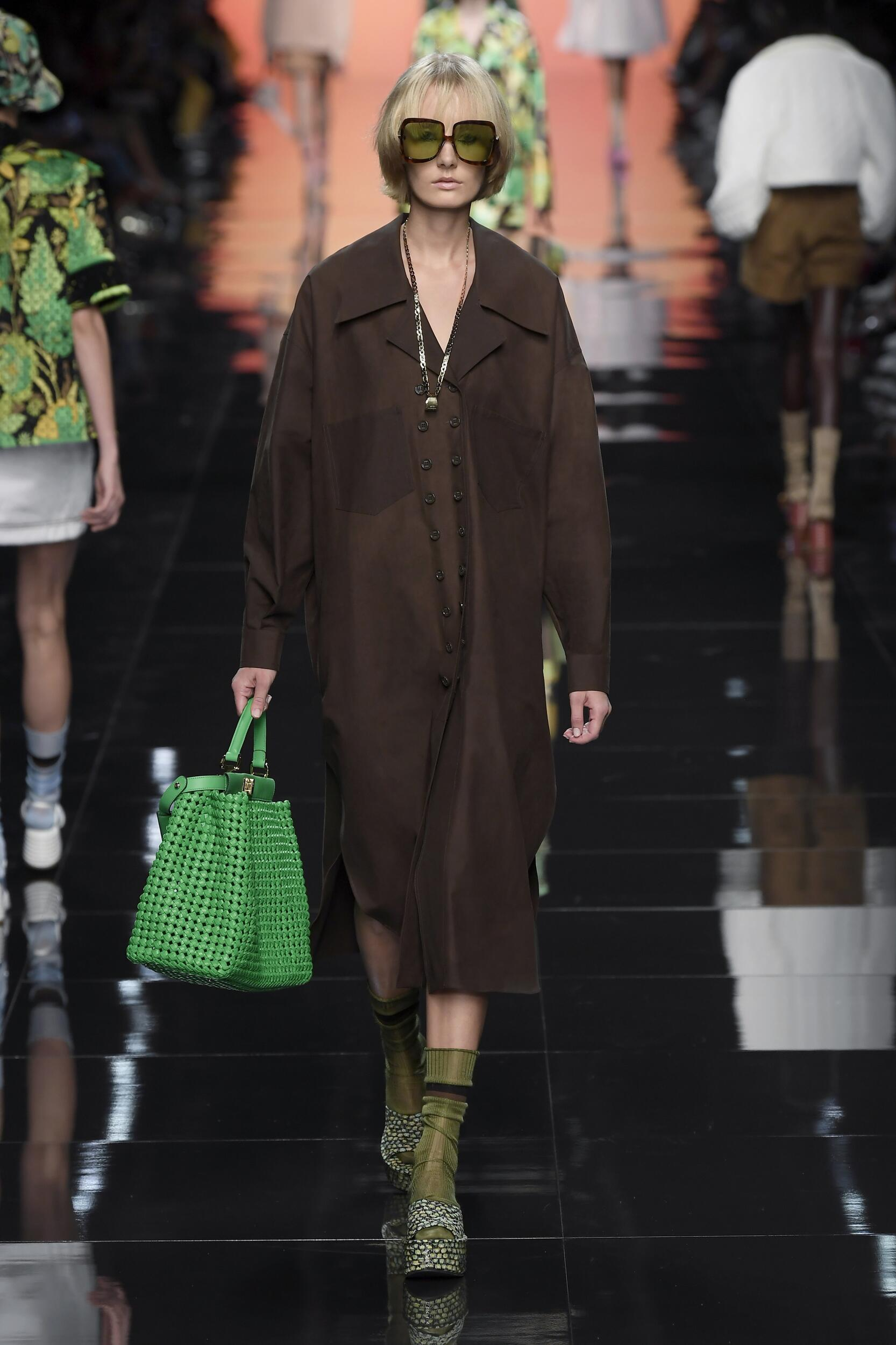 Spring 2020 Womenswear Fendi