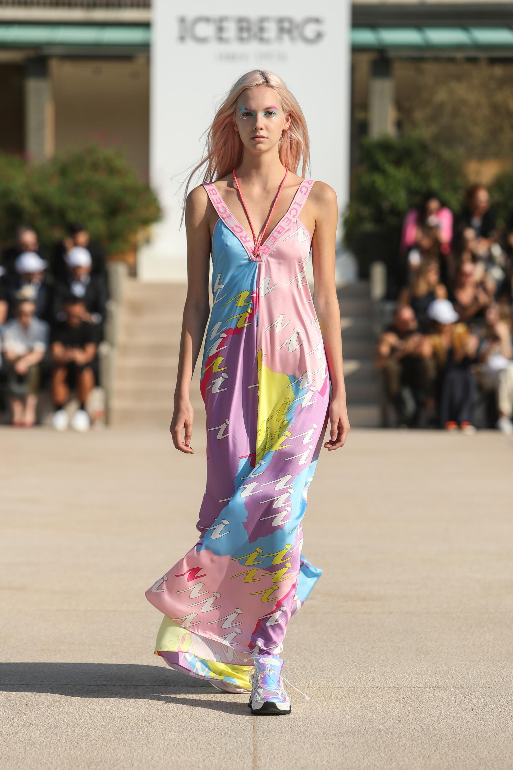 Spring 2020 Womenswear Iceberg