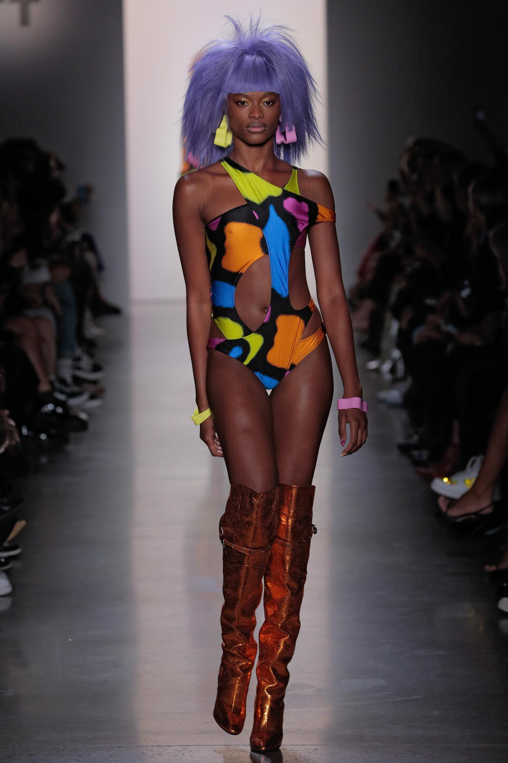 Spring 2020 Womenswear Jeremy Scott