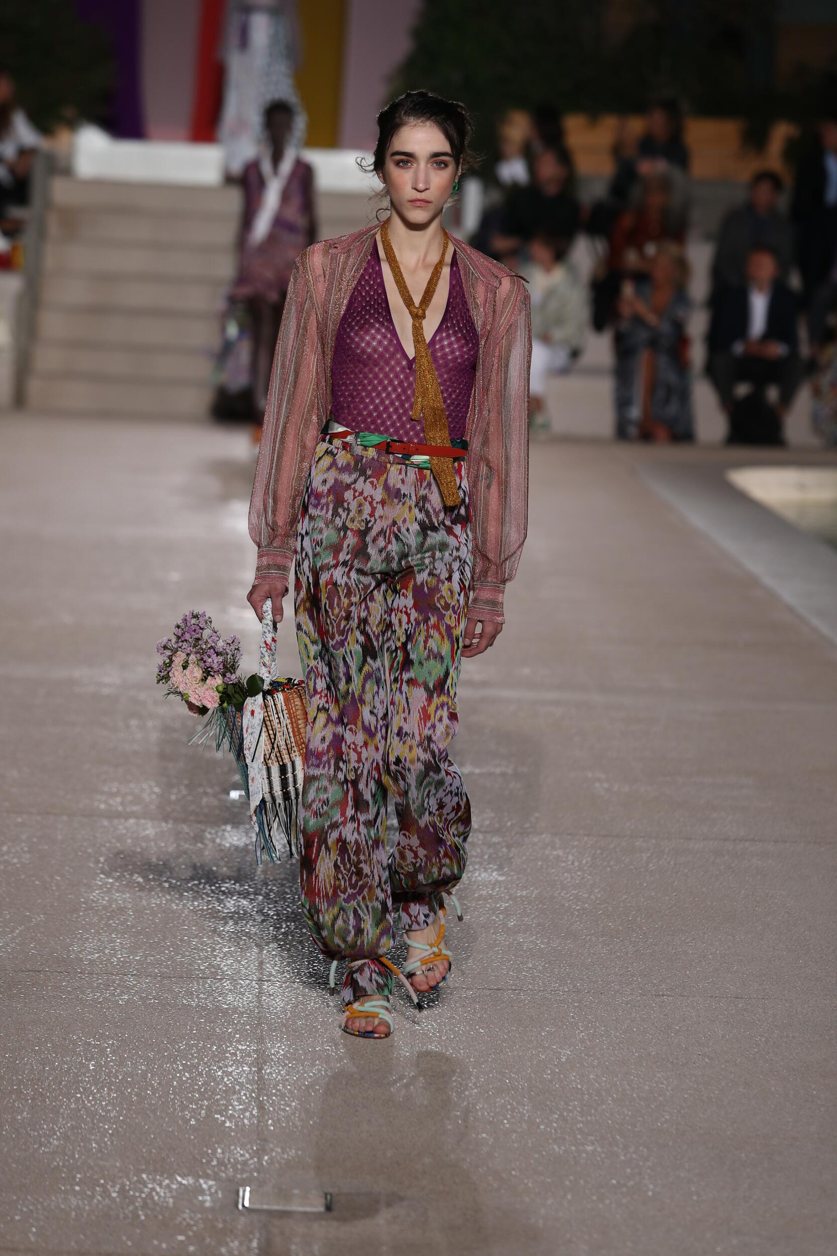 Spring 2020 Womenswear Missoni